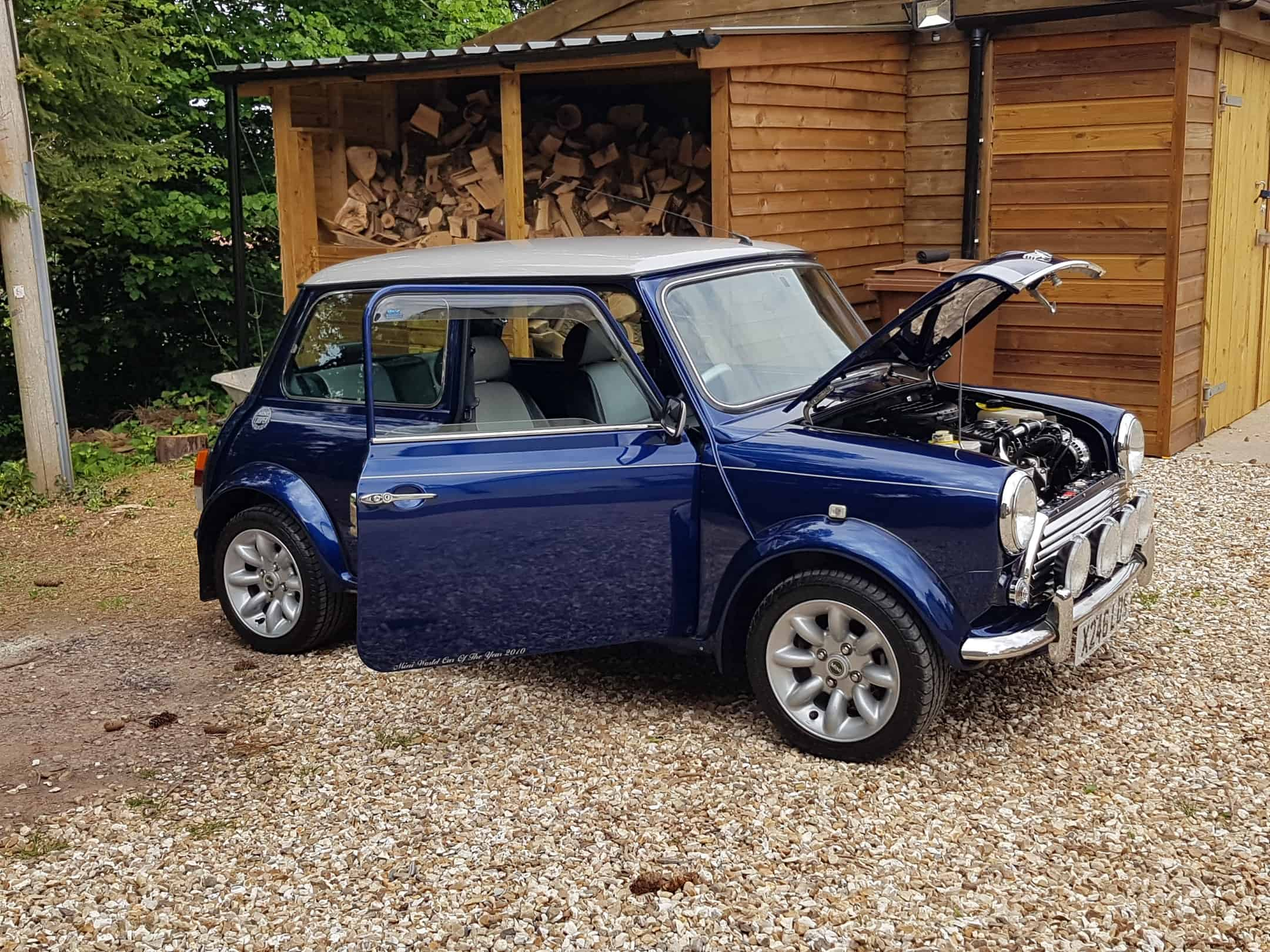 ** NOW SOLD ** Award Winning Mini Cooper Sport 500