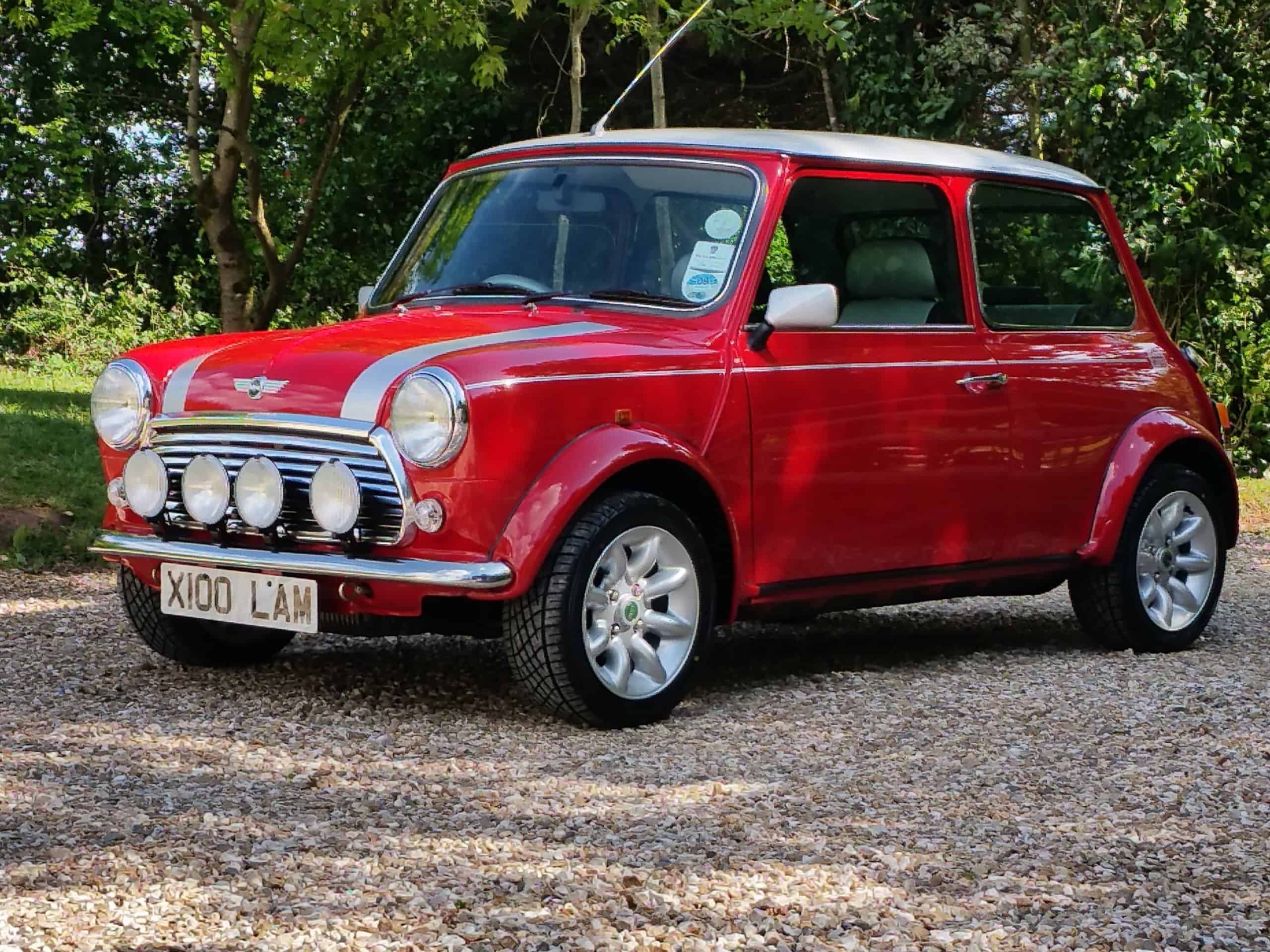 ** NOW SOLD ** Outstanding 2000 Mini Cooper Sport On 1950 Miles From New