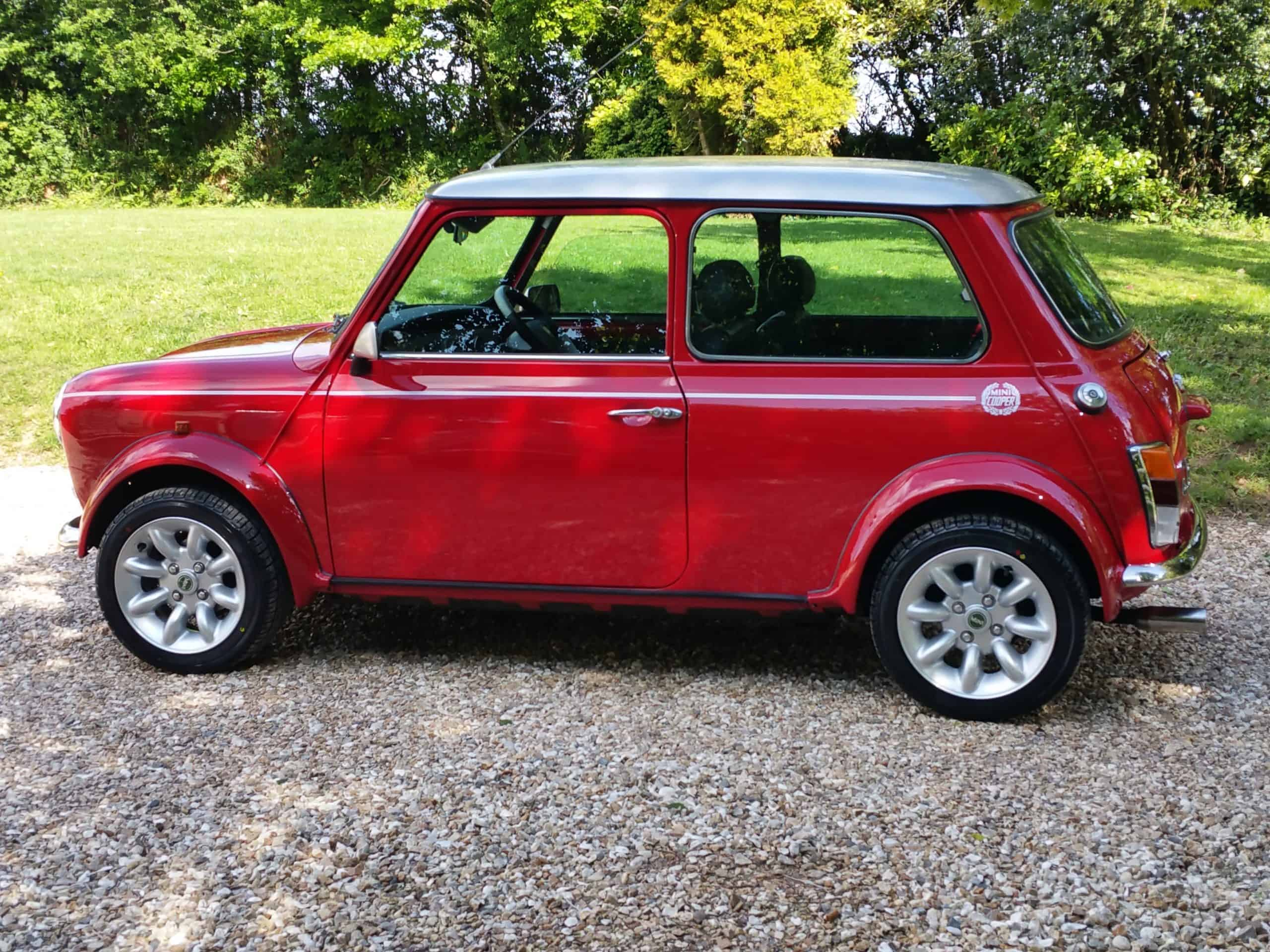 ** Coming Soon ** 2000 Mini Cooper Sport On Just 15900 Miles From New