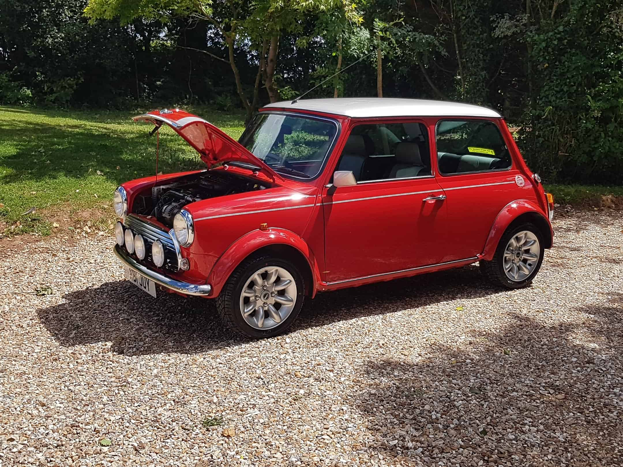 ** NOW SOLD ** 2000 Mini Cooper Sport On Just 15900 Miles From New