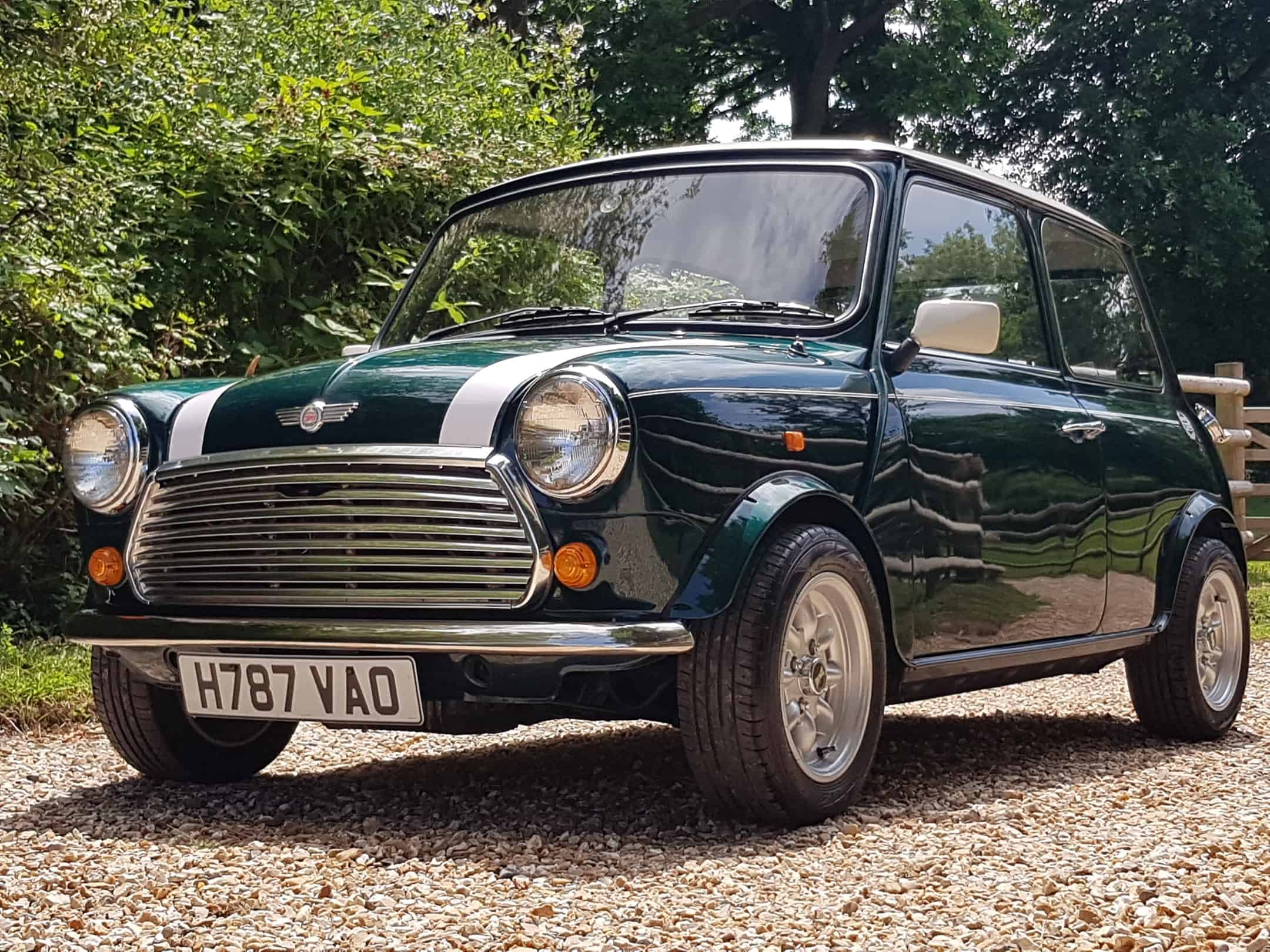 ** NOW SOLD ** 1991 Mini Cooper On Just 23800 Miles From New!