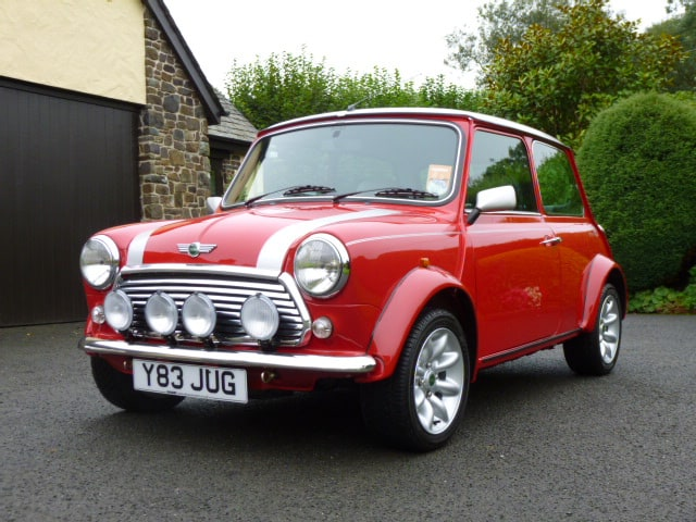 ** NOW SOLD ** Rover Mini Cooper Sport 500 In Outstanding Condition.