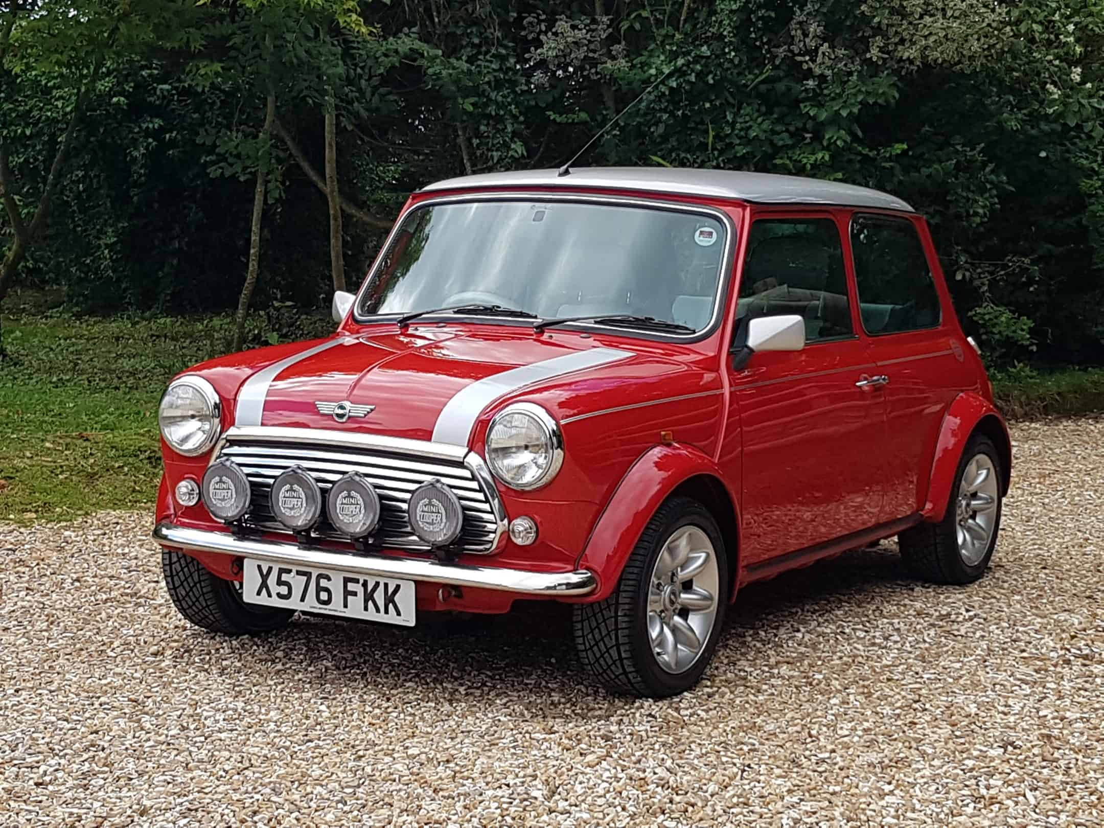 ** NOW SOLD ** 2000 X Rover Mini Cooper Sport On 14700 Miles From New