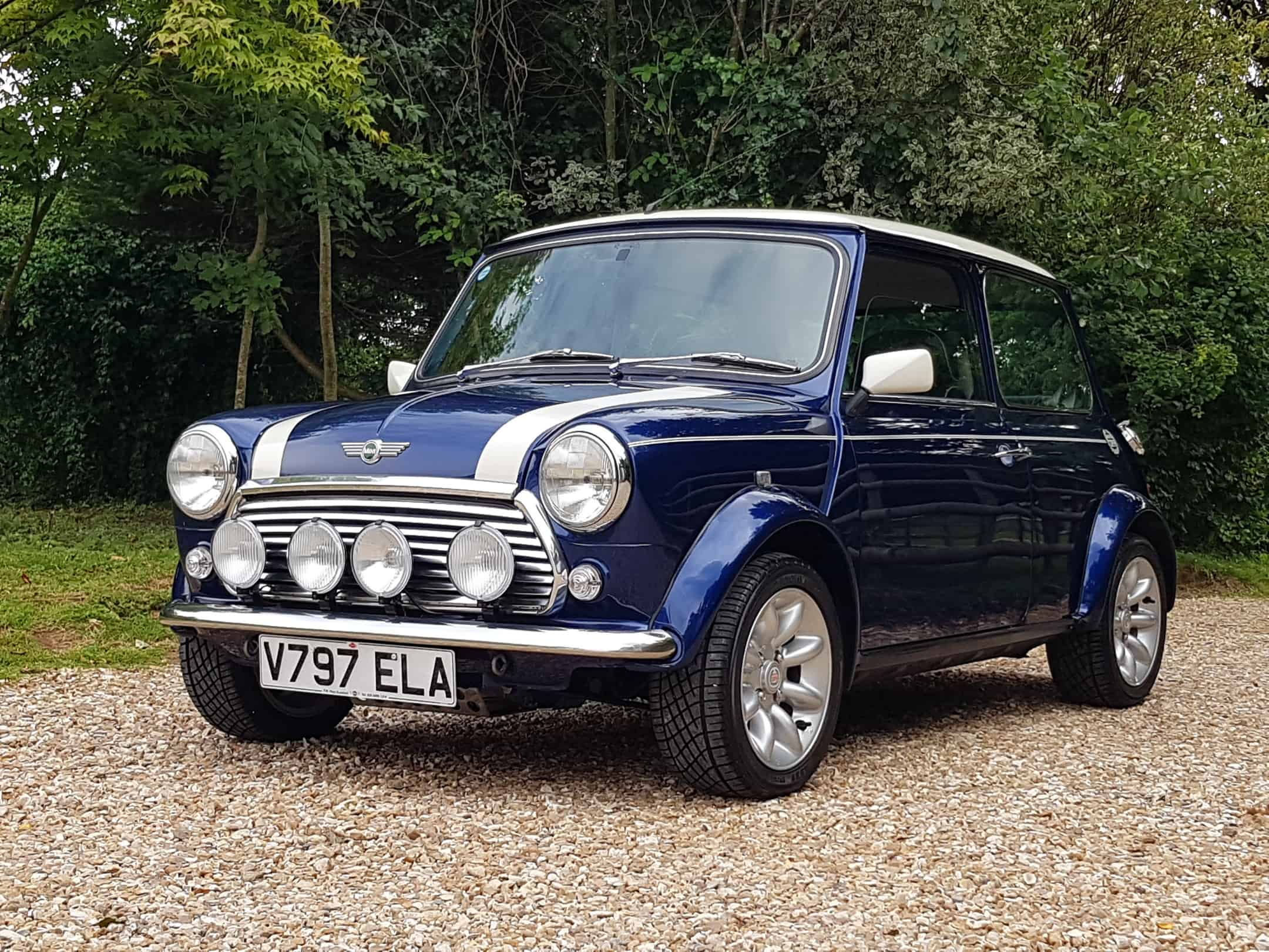 ** NOW SOLD ** Stunning Mini Cooper Sport On Just 5570 Miles From New!