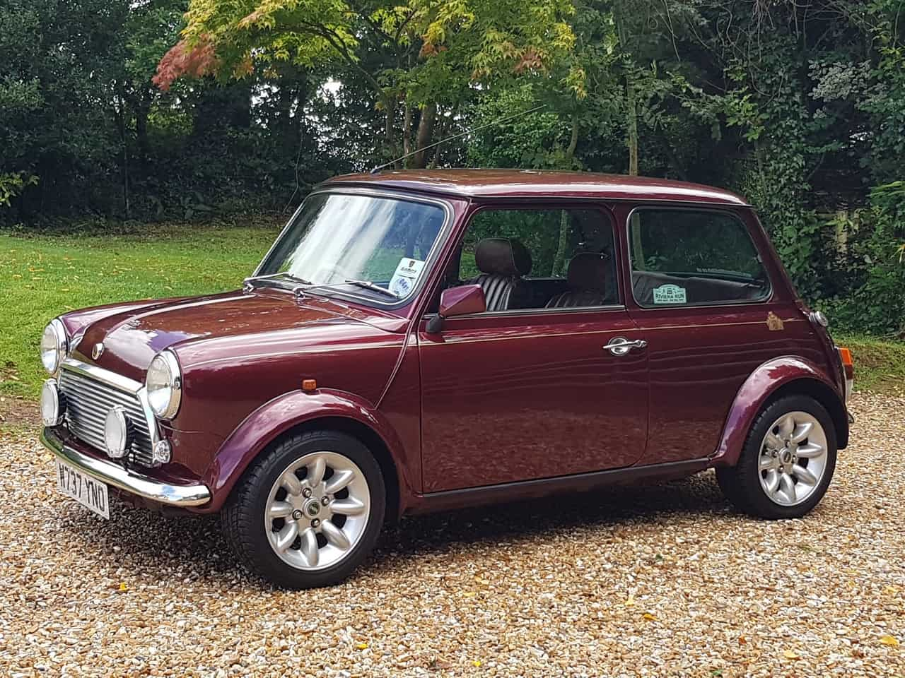 ** Deposit Paid, Available at the end of August ** 2000 Rover Mini Cooper 40 LE