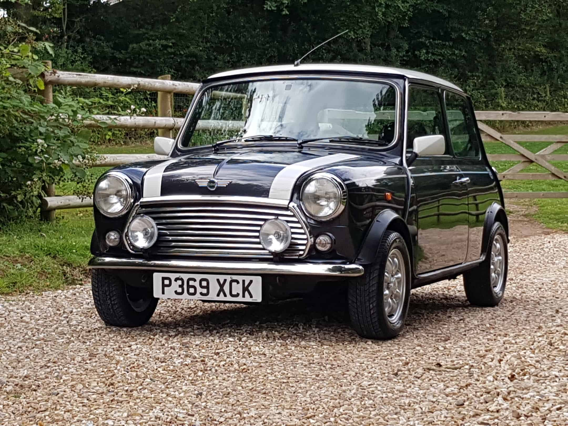 ** NOW SOLD ** 1997 Rover Mini Cooper On 17760 Miles in 23 Years!