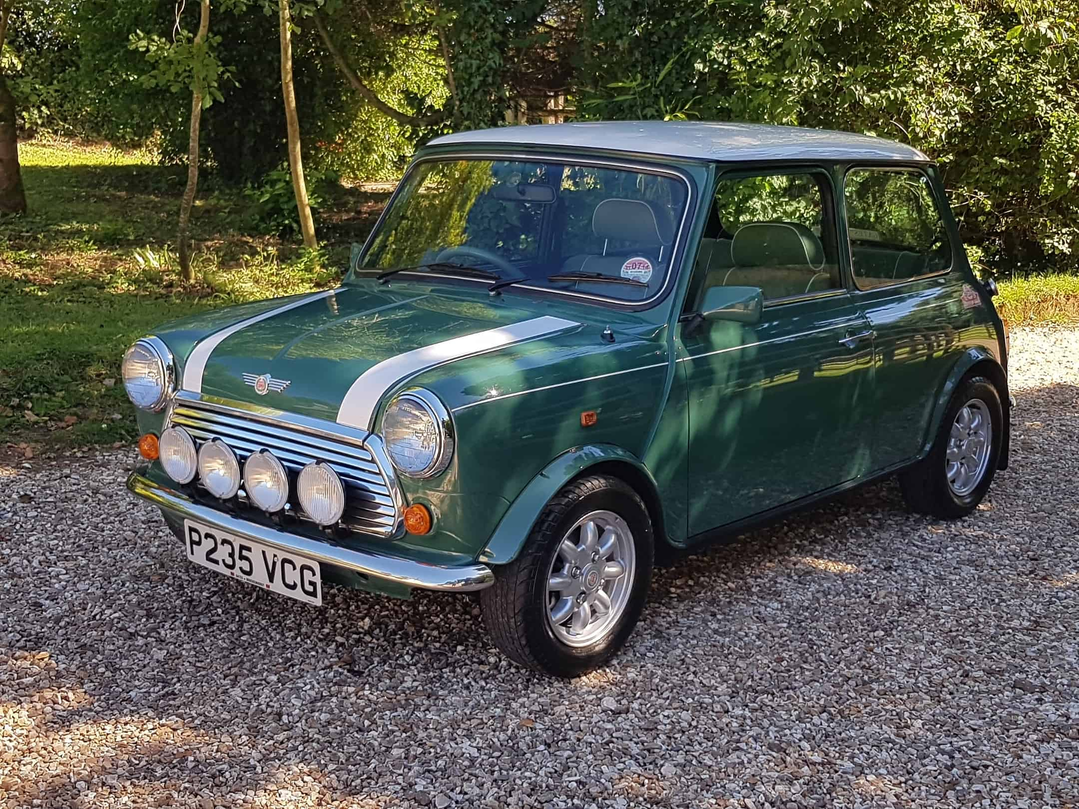 ** NOW SOLD **  – Very Rare Mini Cooper 35 – 1 of 200 UK cars ever made