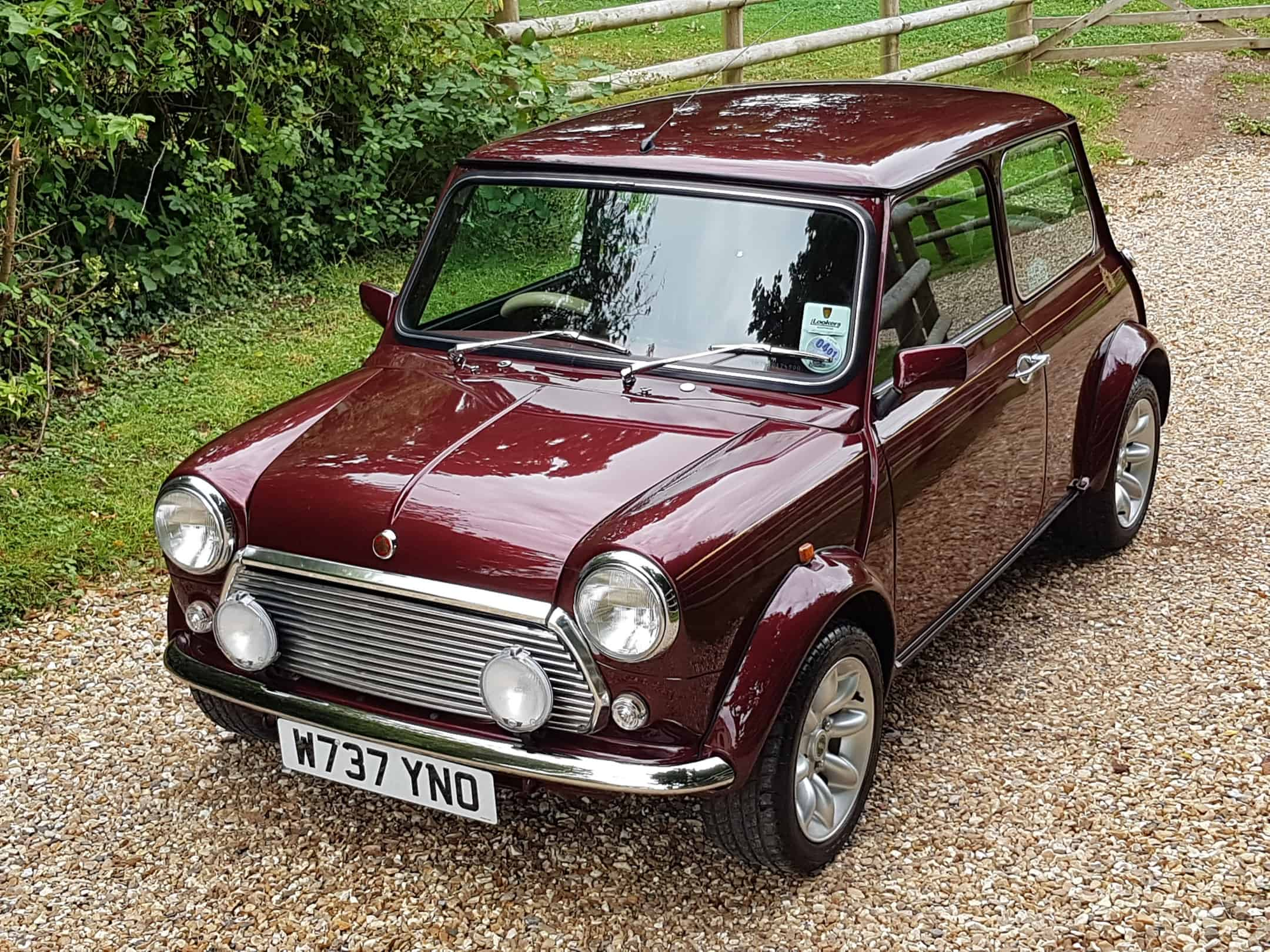 ** NOW SOLD ** 2000 Rover Mini Cooper 40 LE