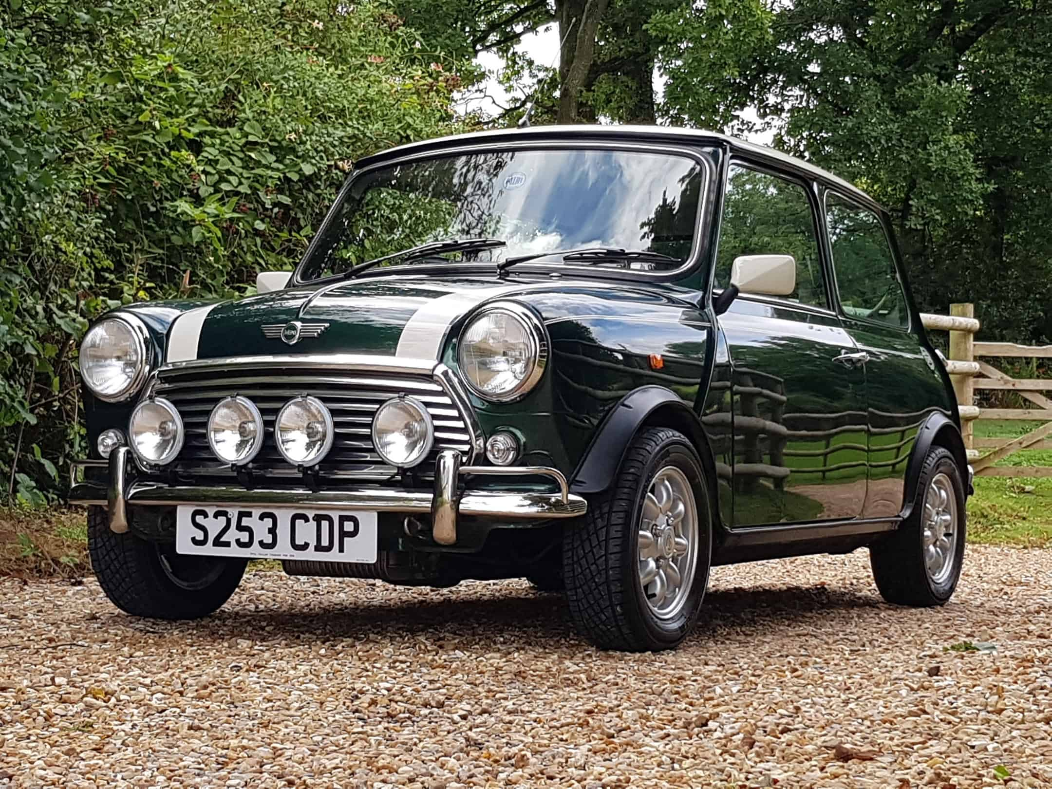 ** NOW SOLD ** 1999 Rover Mini Cooper On Just 9250 Miles From New!!