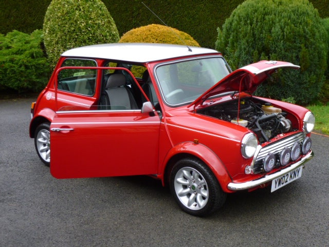 ** NOW SOLD ** 02 Reg Mini Cooper Sport (One Of The Last Ever Registered Minis).