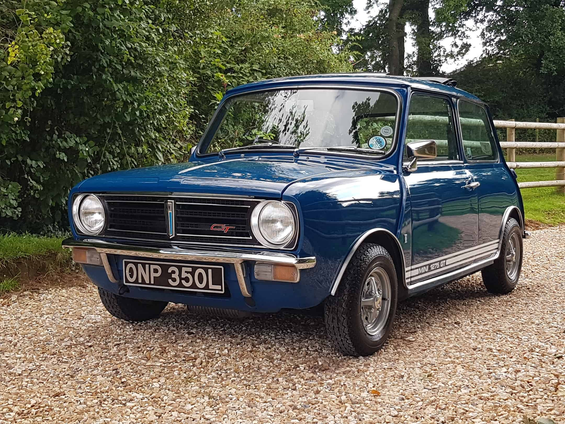 ** NOW SOLD ** 1972 Austin Mini 1275 GT ST Specification.