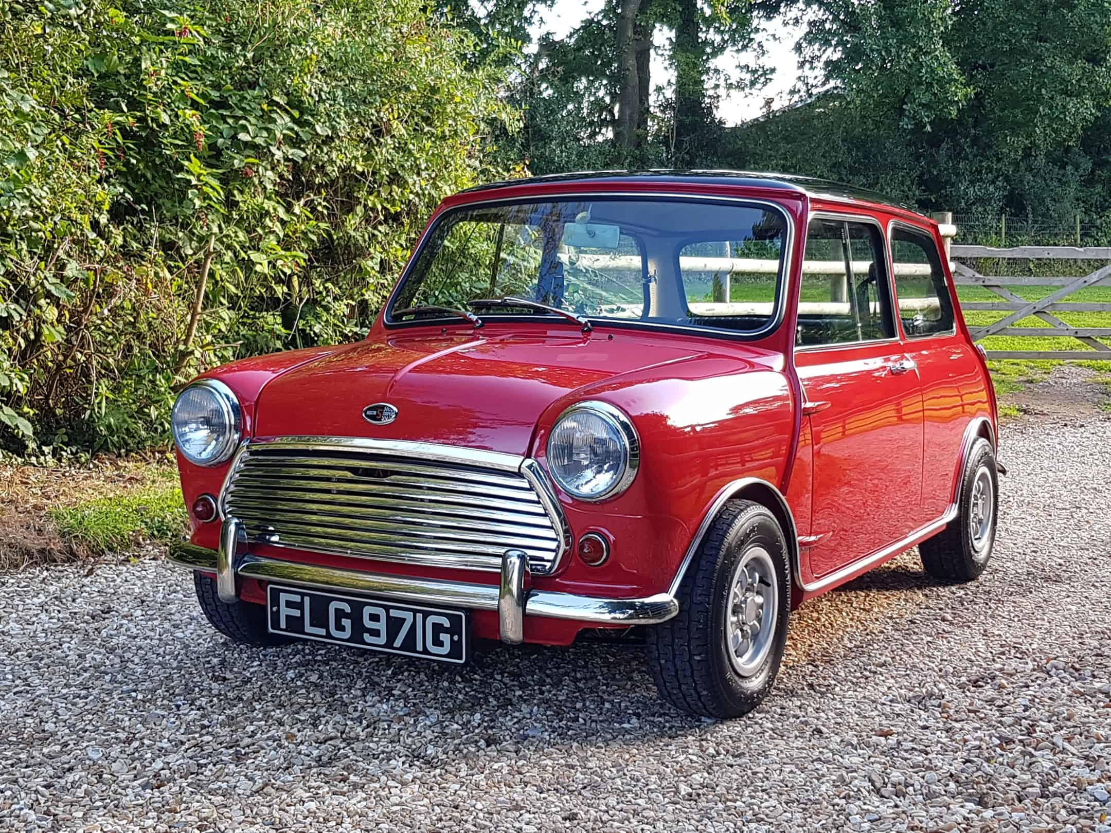 ** NOW SOLD ** Fantastic 1968 Mk2 1300 cc Fast Road Mini.