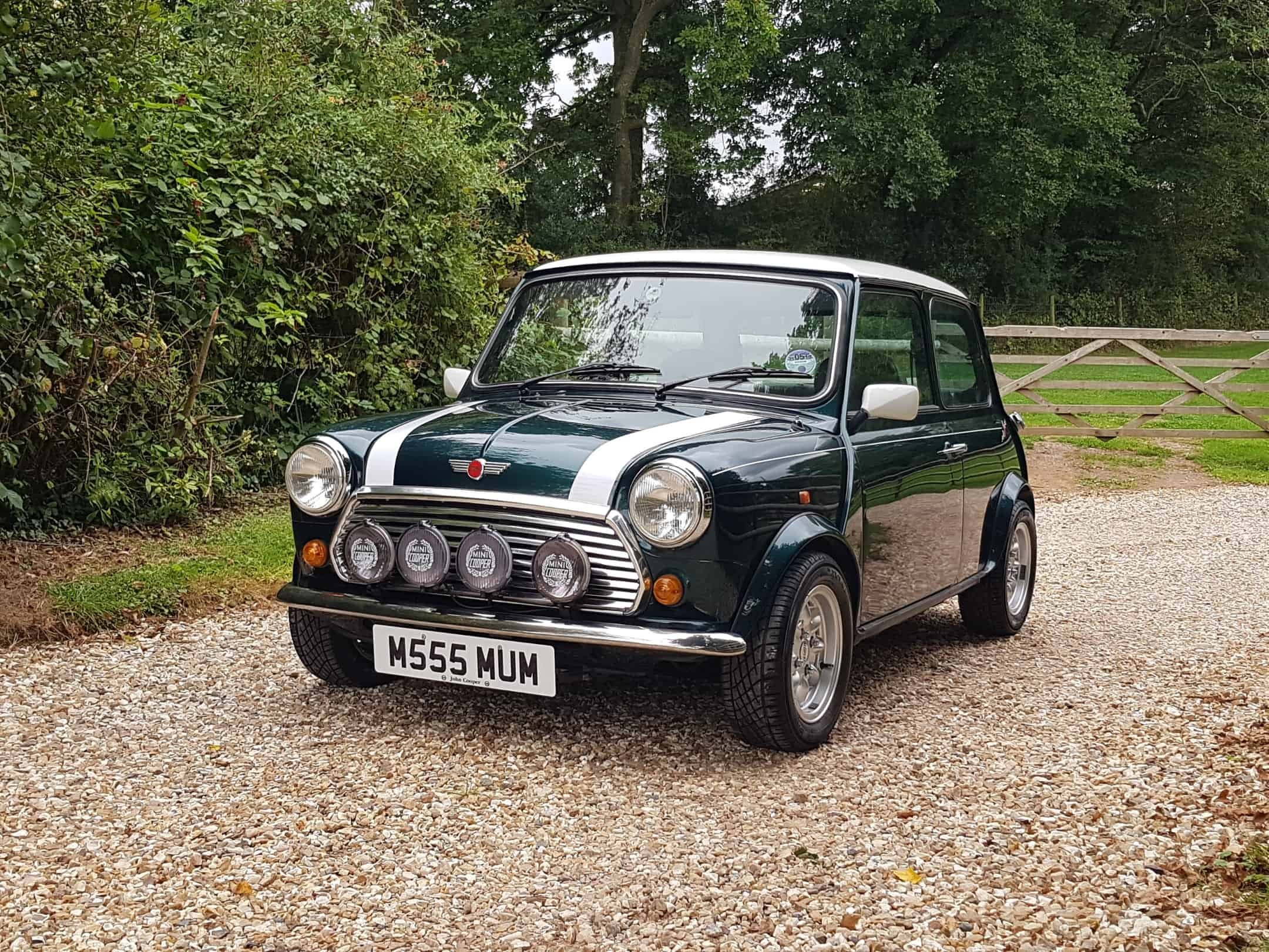 ** NOW SOLD ** Unique Opportunity ….  No. 1 of 35 Mini Grand Prix ** Owned By John Cooper **