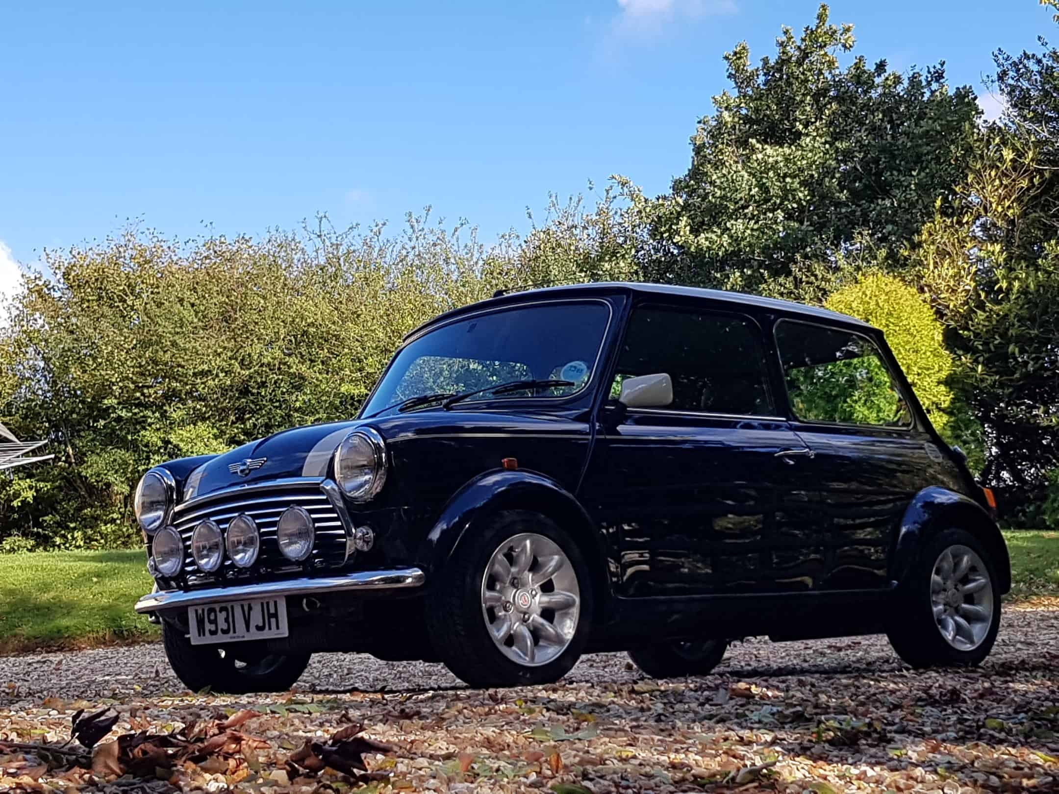 ** NOW SOLD ** Mini Cooper Sport On Just 6350 Miles From New