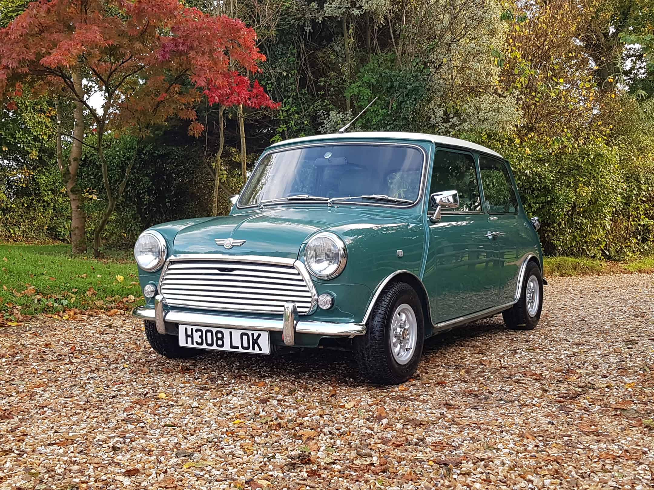 ** NOW SOLD ** 1990 Mini Cooper Fast Road Spec.