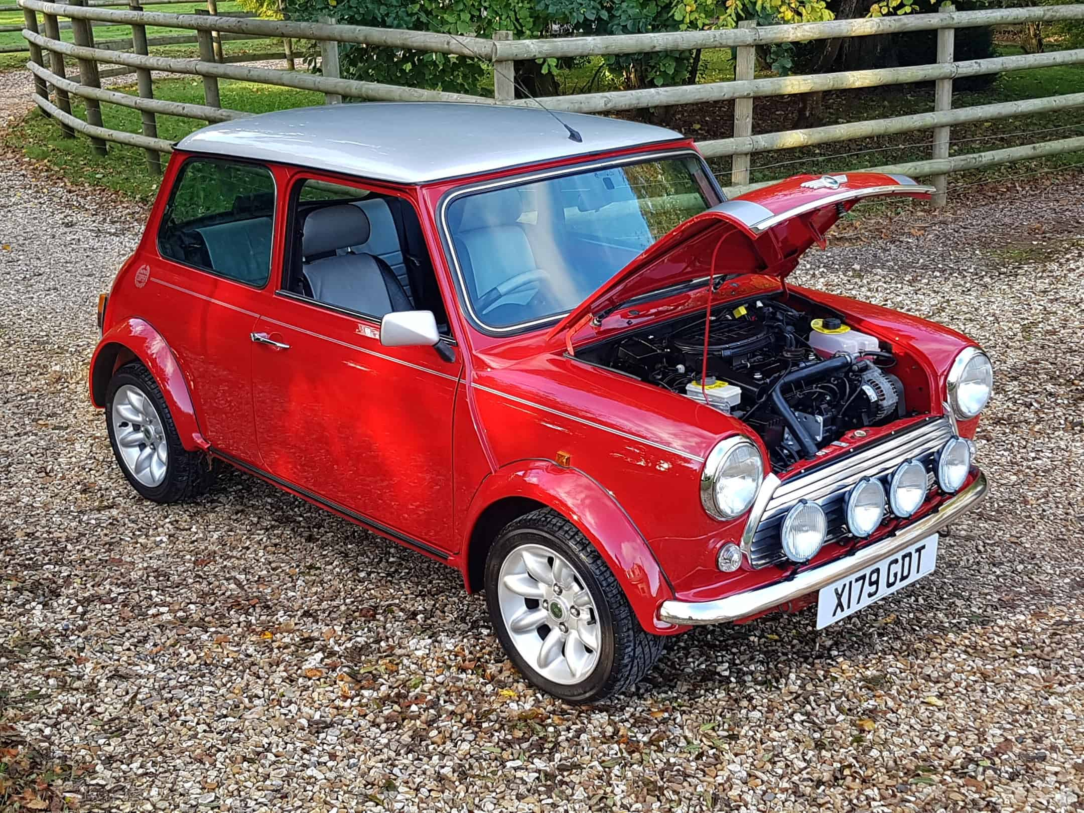 ** NOW SOLD ** 2000 Rover Mini Cooper Sport On Just 26500 Miles From New
