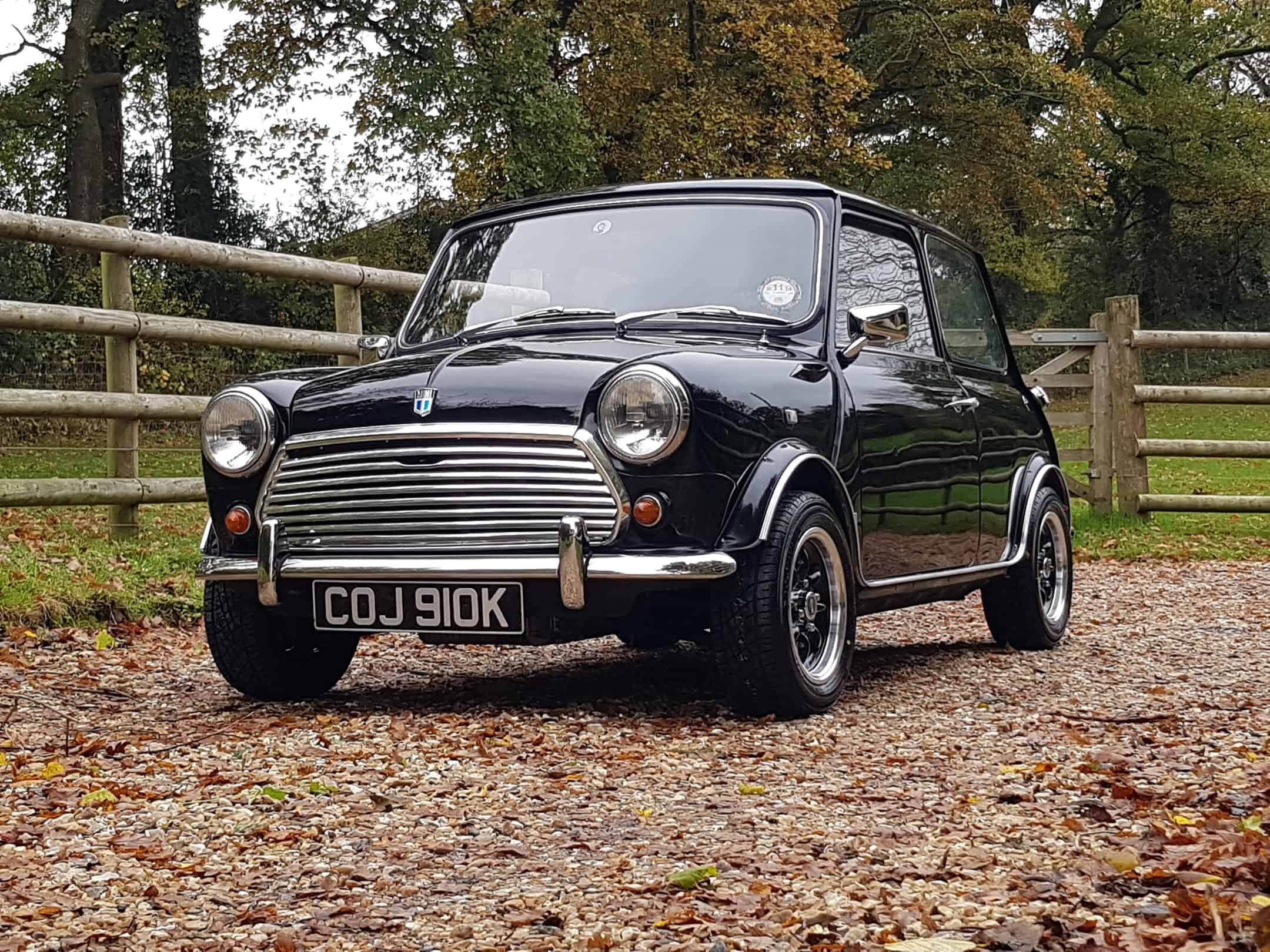 ** NOW SOLD ** 1972 Austin Mini 1310 cc Fast Road On Heritage Body Shell.
