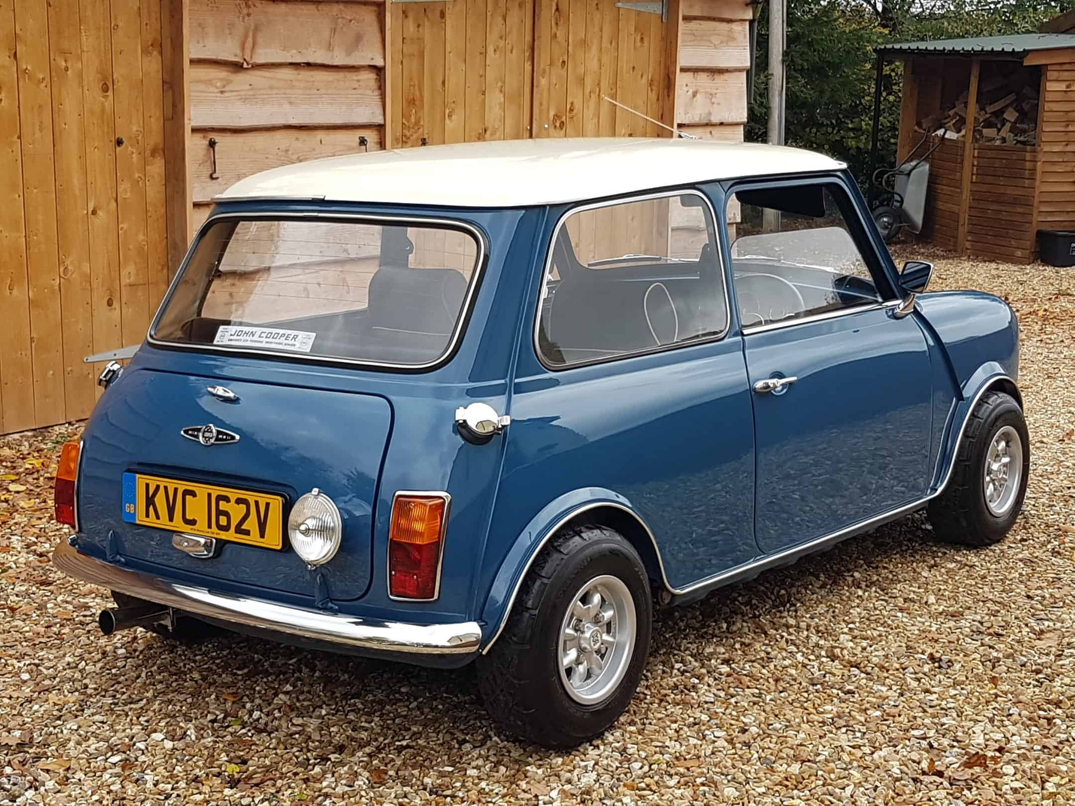 ** NOW SOLD ** Austin Mini 1310 cc Fast Road Spec And A 5 Speed Gearbox!