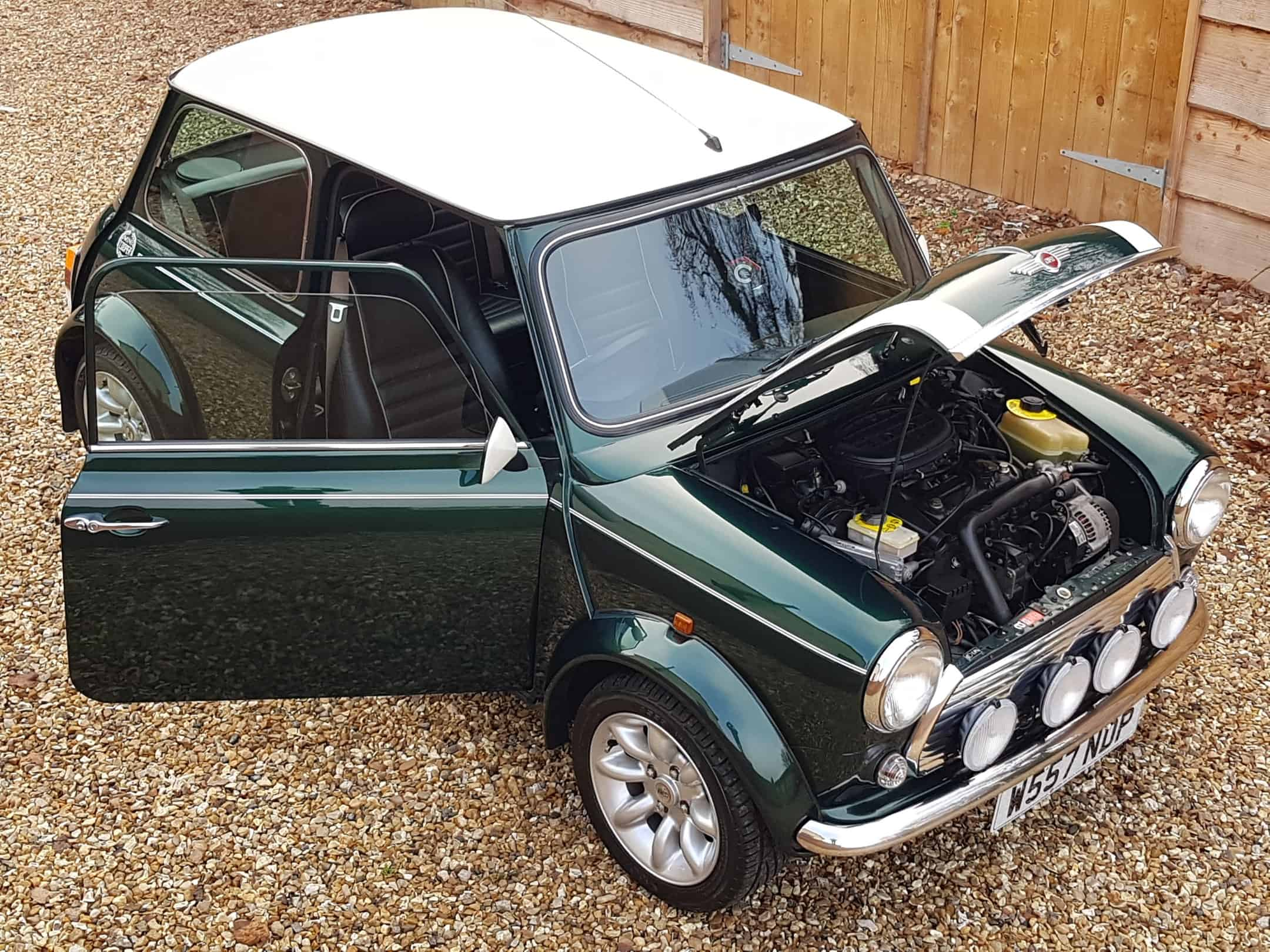 ** NOW SOLD ** Immaculate 2000 Mini Cooper Sport On Just 17600 Miles From New!