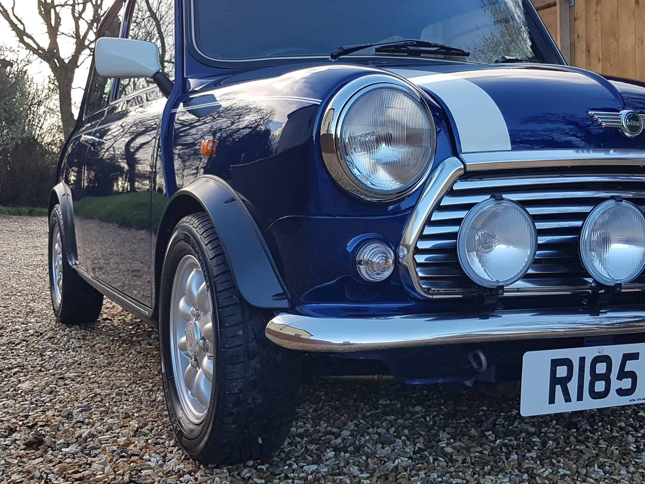 ** NOW SOLD ** Immaculate Mini Cooper On Just 13900 Miles From New!