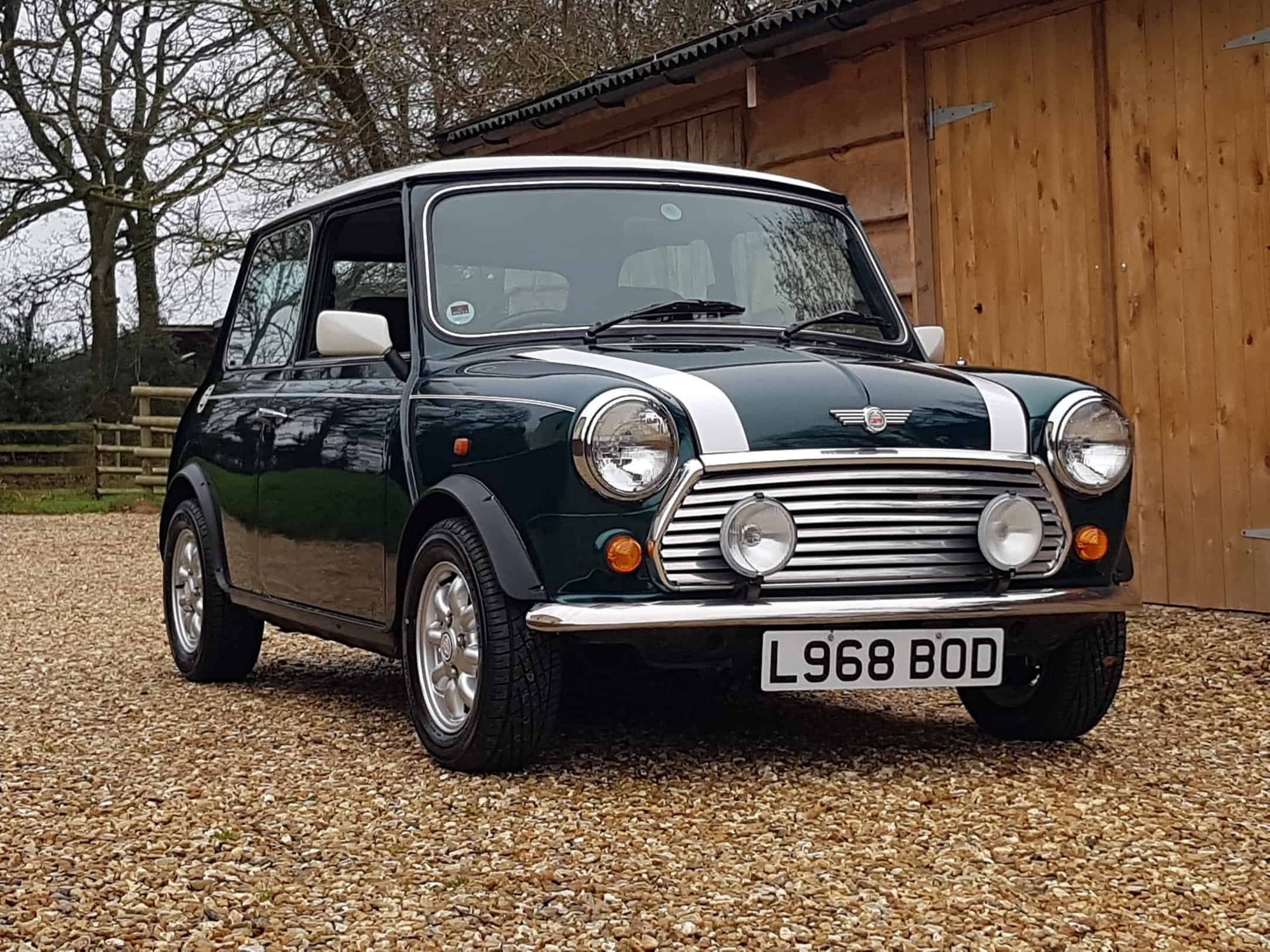 ** NOW SOLD ** 1993 Rover Mini Cooper On Just 17780 Miles From New