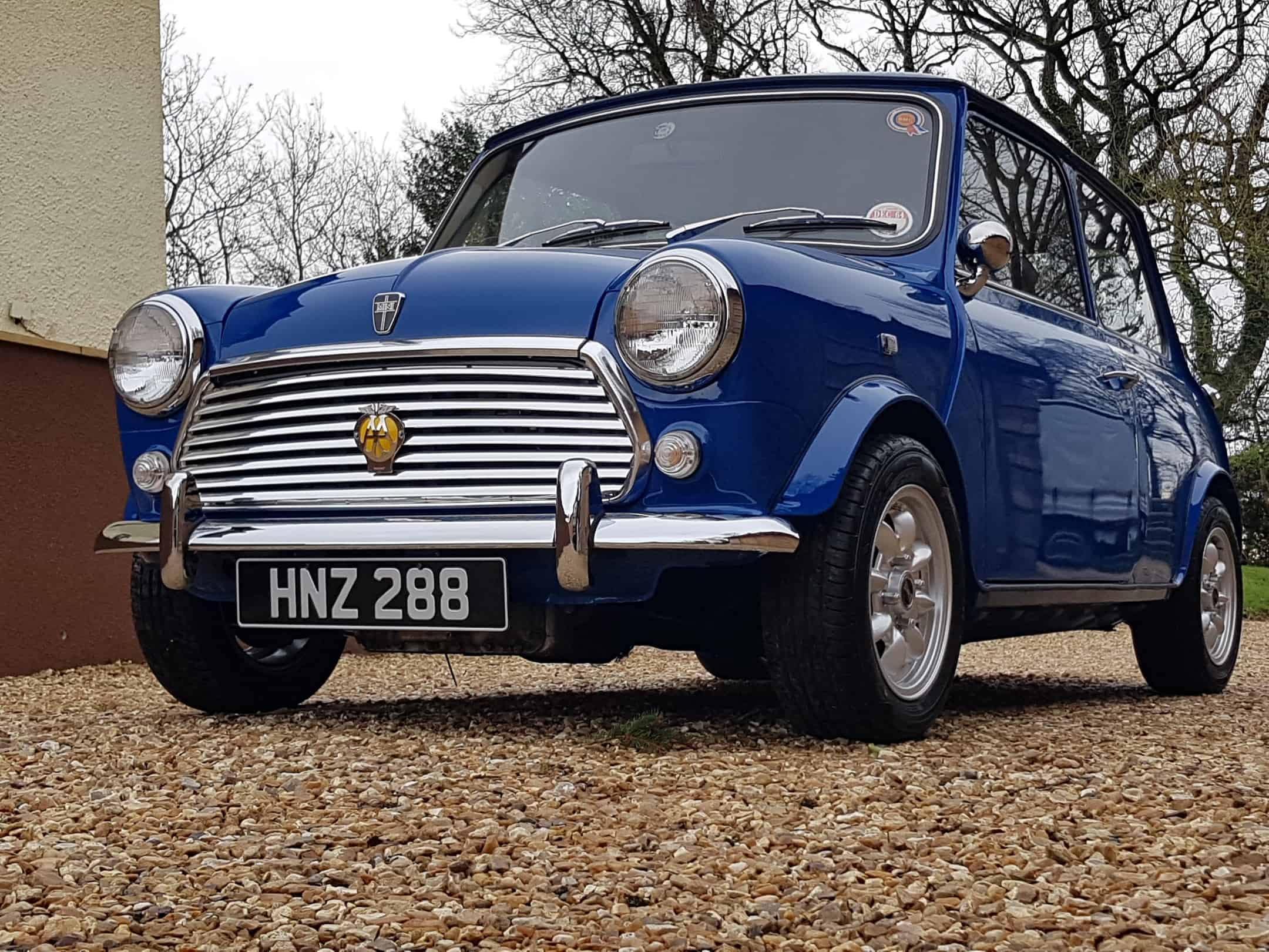 ** NOW SOLD  ** Stunning Rover Mini 1275 cc SPI Sprite Automatic