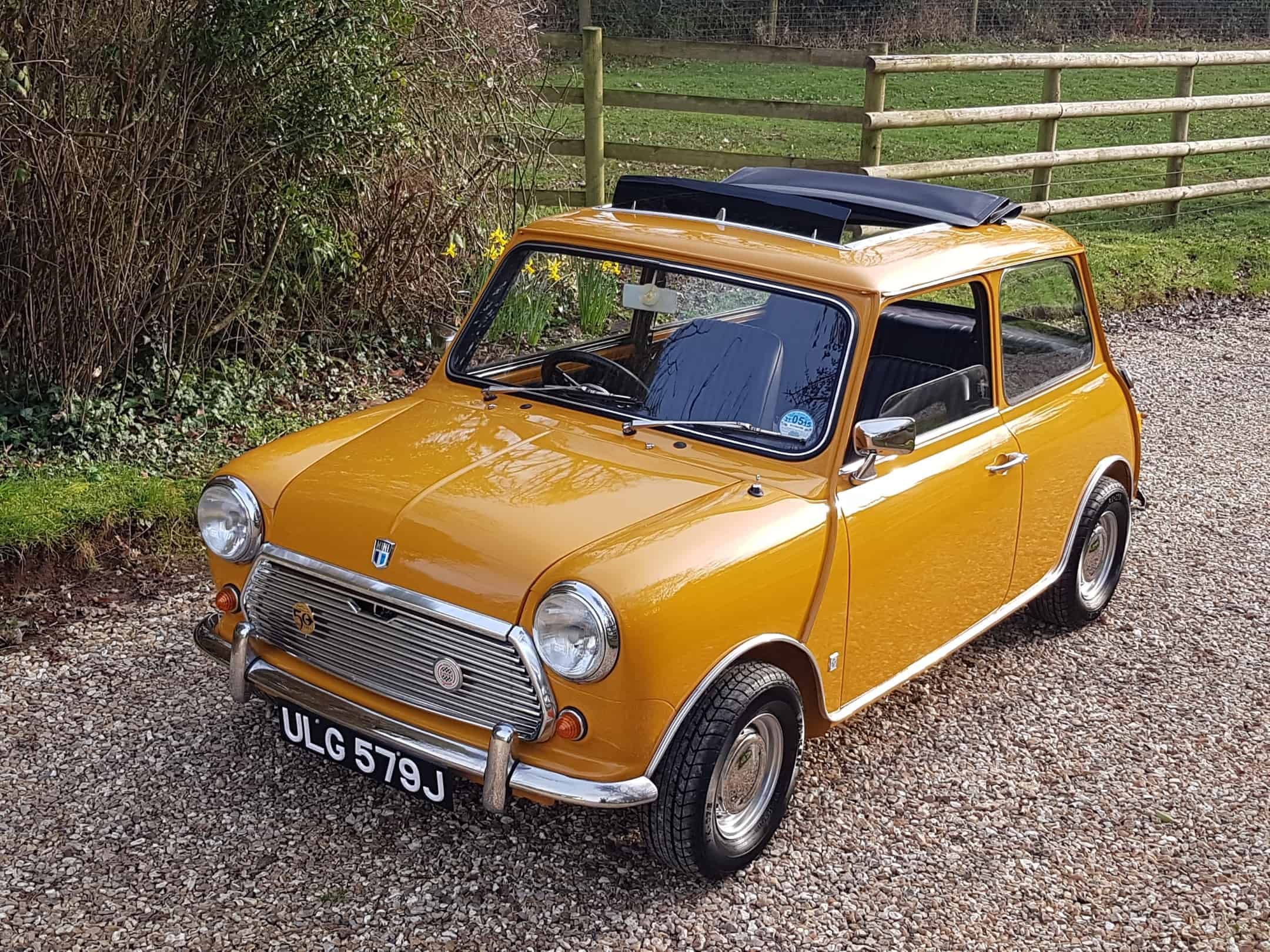 ** NOW SOLD ** 1970 Mk 3 1275 Cooper S 'Swiftune' (2 owners in 51 years)