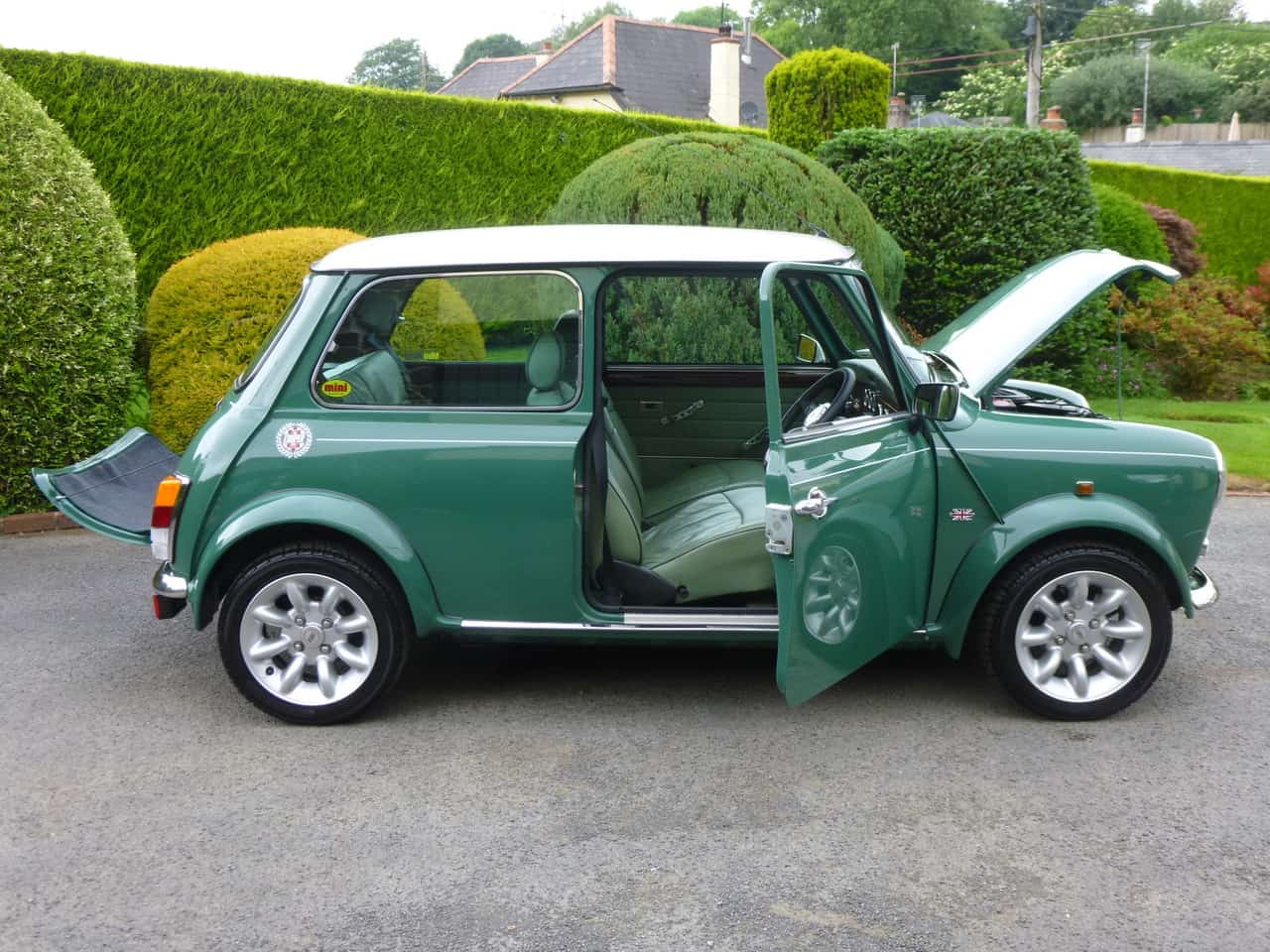 ** NOW SOLD ** Outstanding John Cooper Garages S Works Mini In Show Winning Condition.