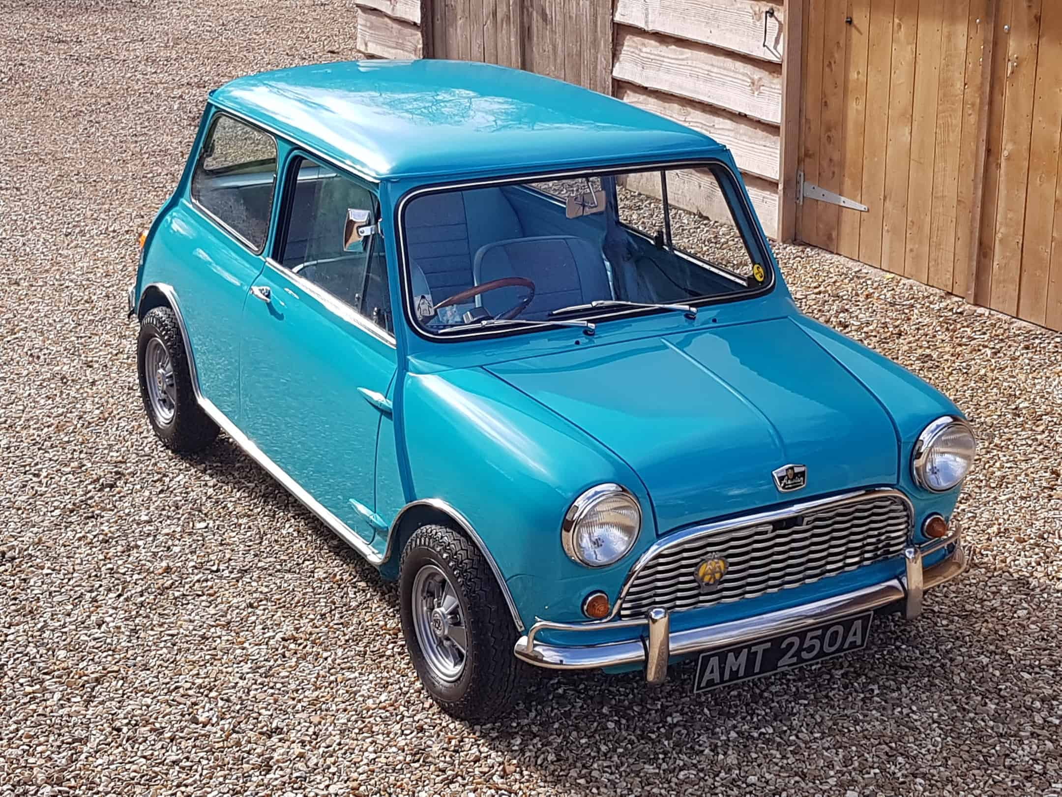 ** COMING SOON ** 1963 Mini Super Deluxe Speedwell '2 owners in 58 years!'.