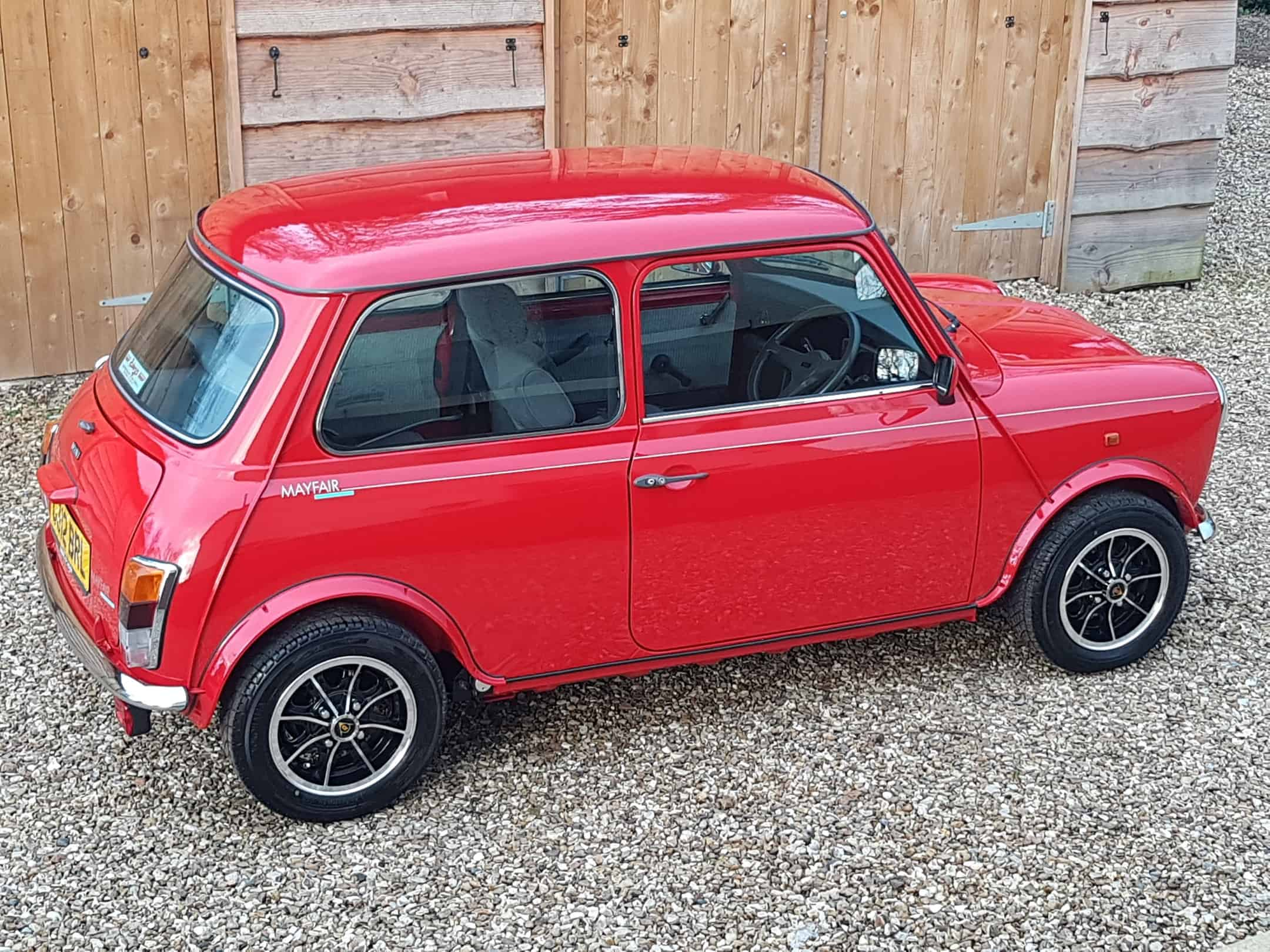 Immaculate 1990 Mini Mayfair On Just 23800 Miles In 31 Years.