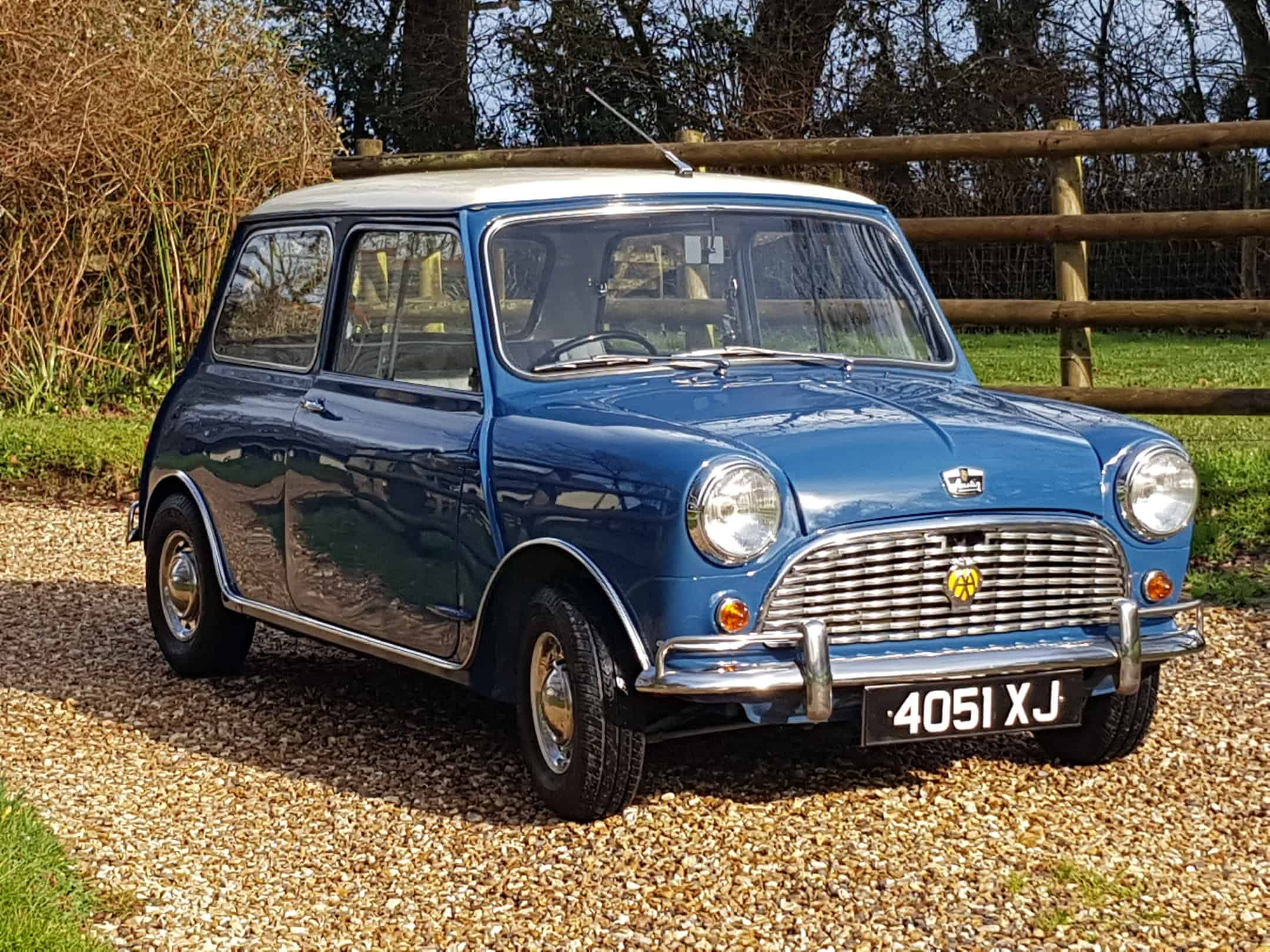** NOW SOLD ** 1964 Austin MK 1 Mini 850 Super Deluxe