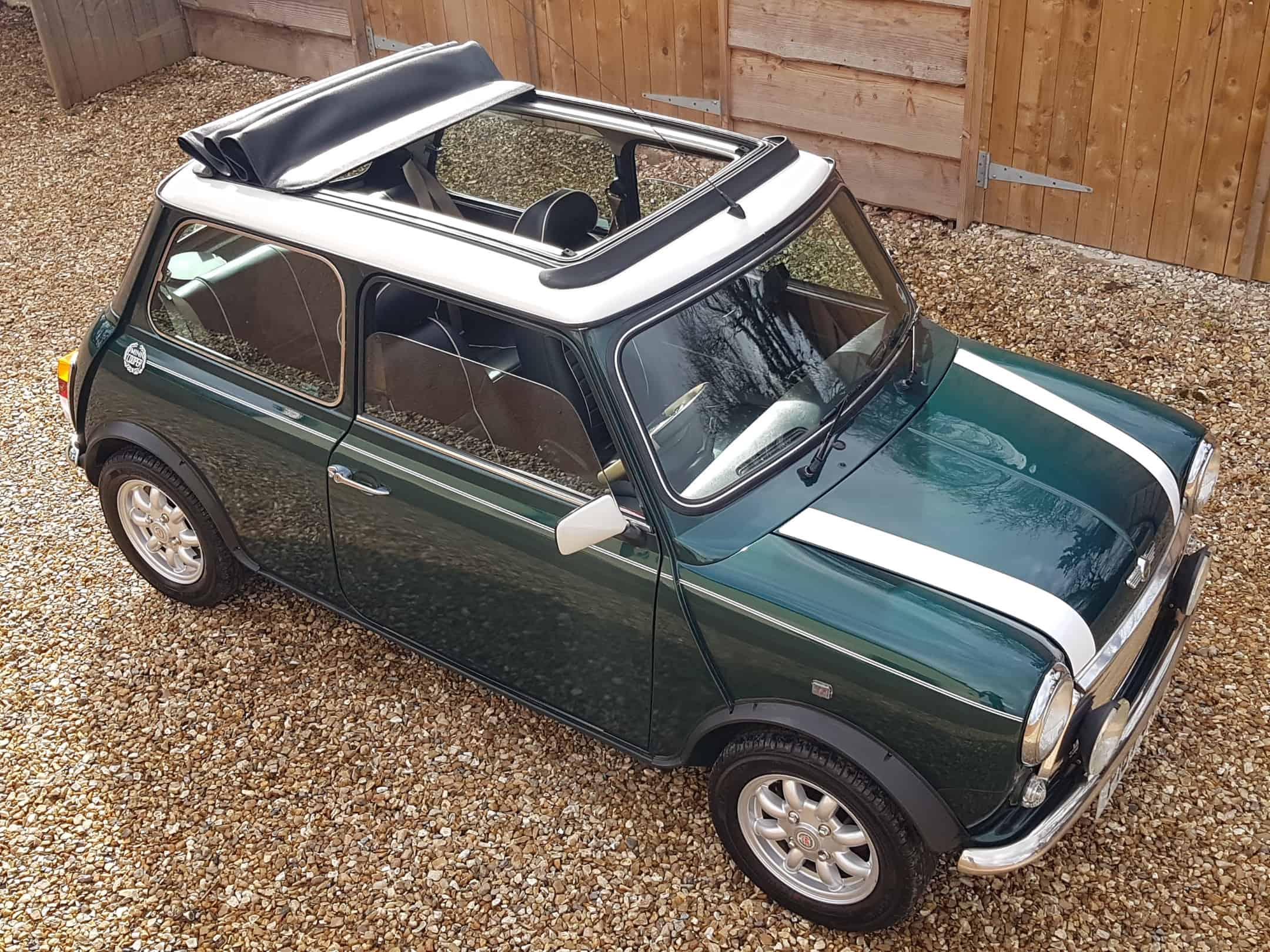 ** NOW SOLD ** 1997 Rover Mini Cooper On 14300 Miles From New
