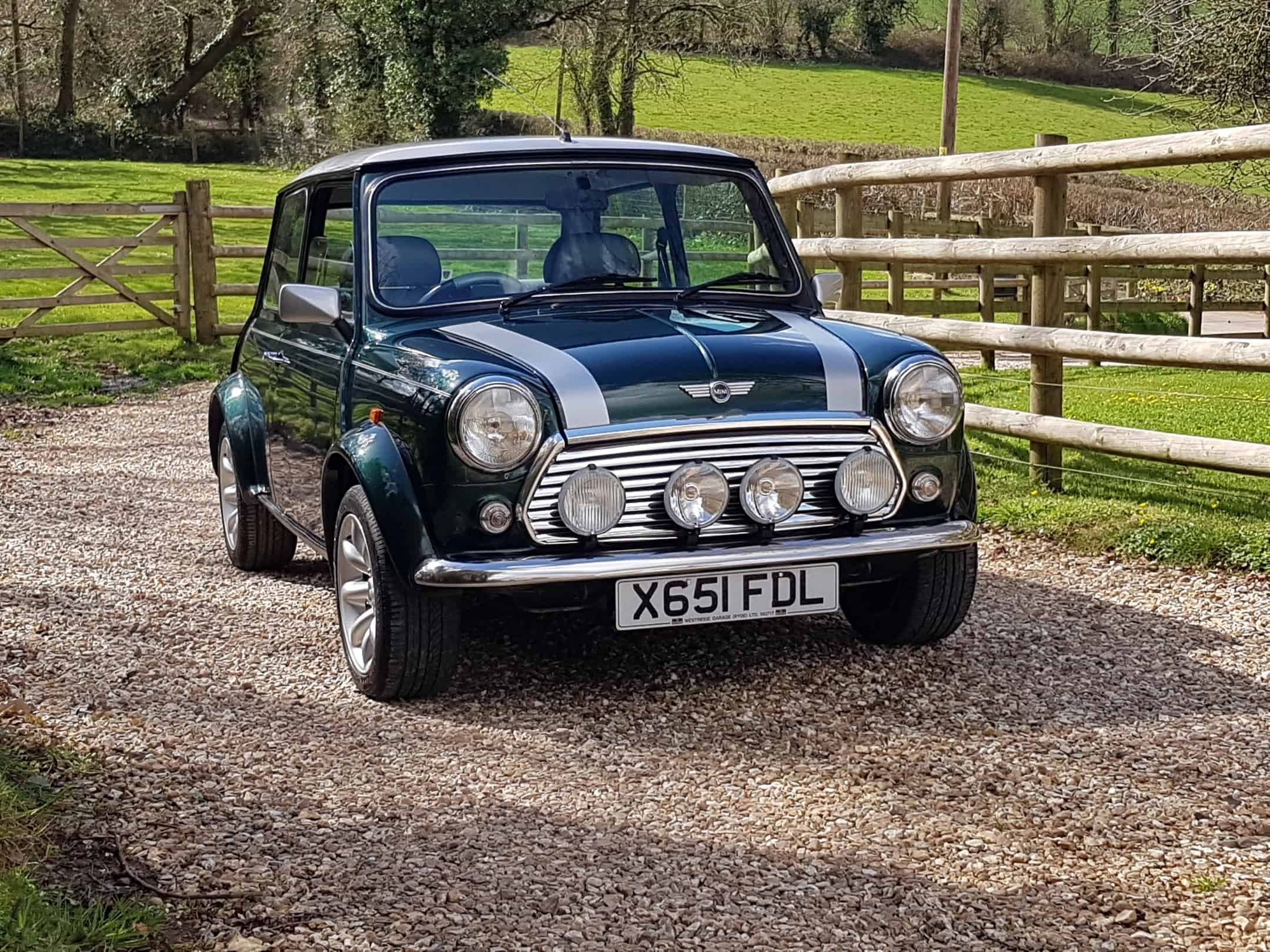 ** NOW SOLD ** 2000 Rover Mini Cooper Sport On Just 27310 Miles From New