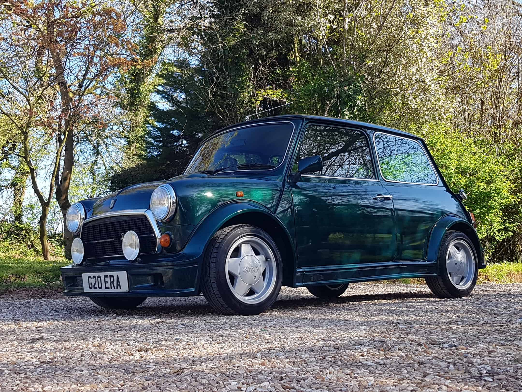 ** NOW SOLD **. Very Rare 1990 Mini ERA Turbo On Just 21000 Miles From New