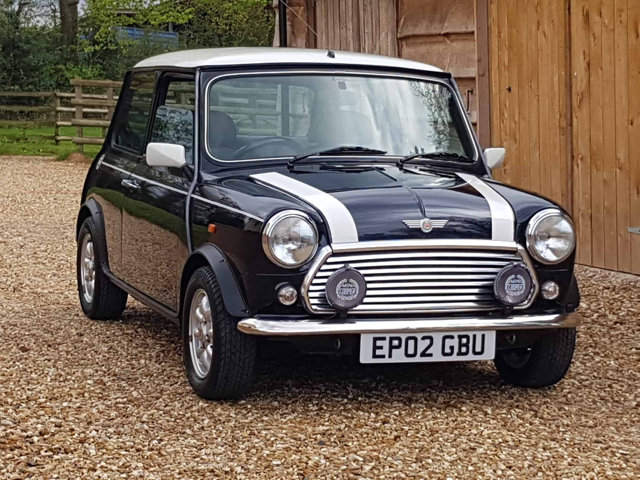 ** DEPOSIT PAID ** 2002 Rover Mini Cooper On Just 10500 Miles From New