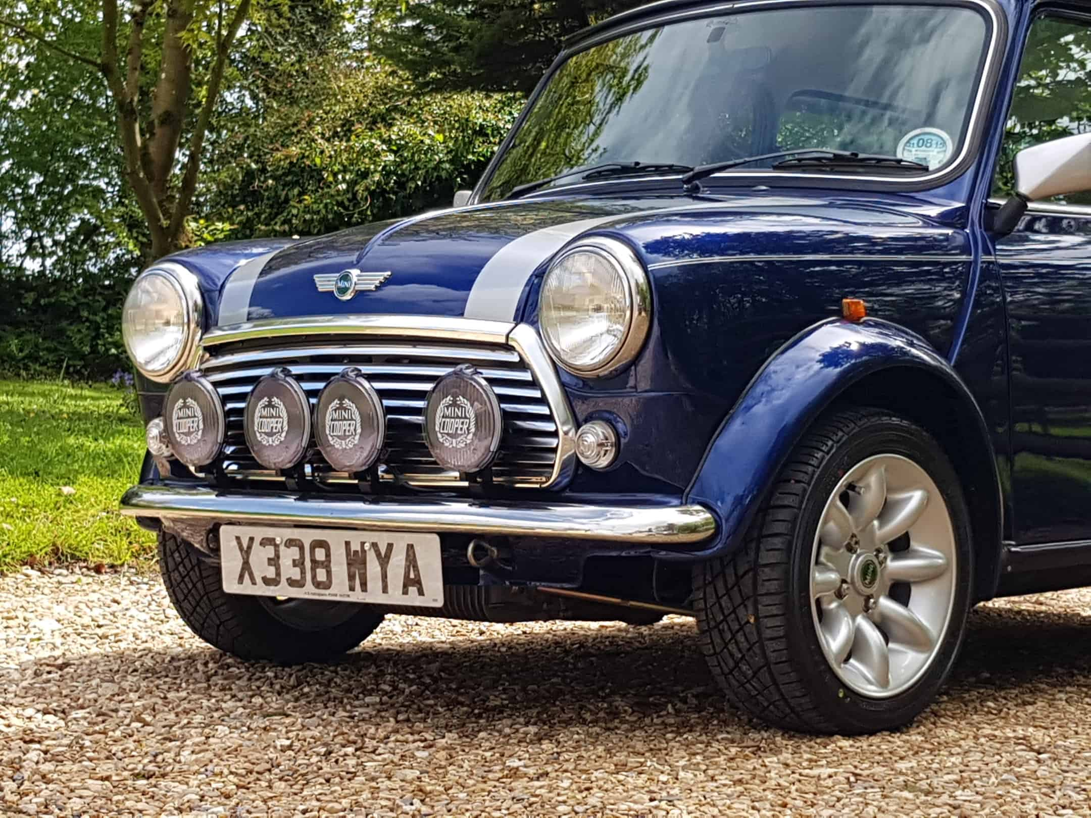 ** NOW SOLD ** 2000 X Rover Mini Cooper Sport On Just 11700 Miles From New.