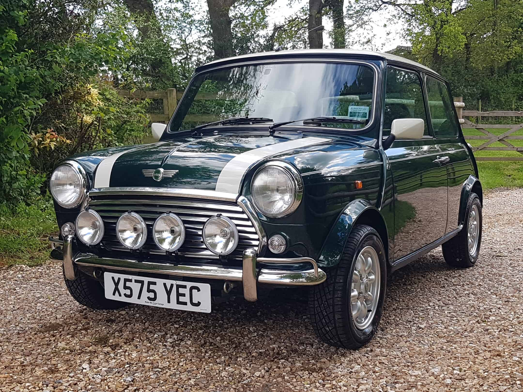 ** NOW SOLD ** 2001 Mini Cooper 'Last Edition' On Just 75 Miles From New!