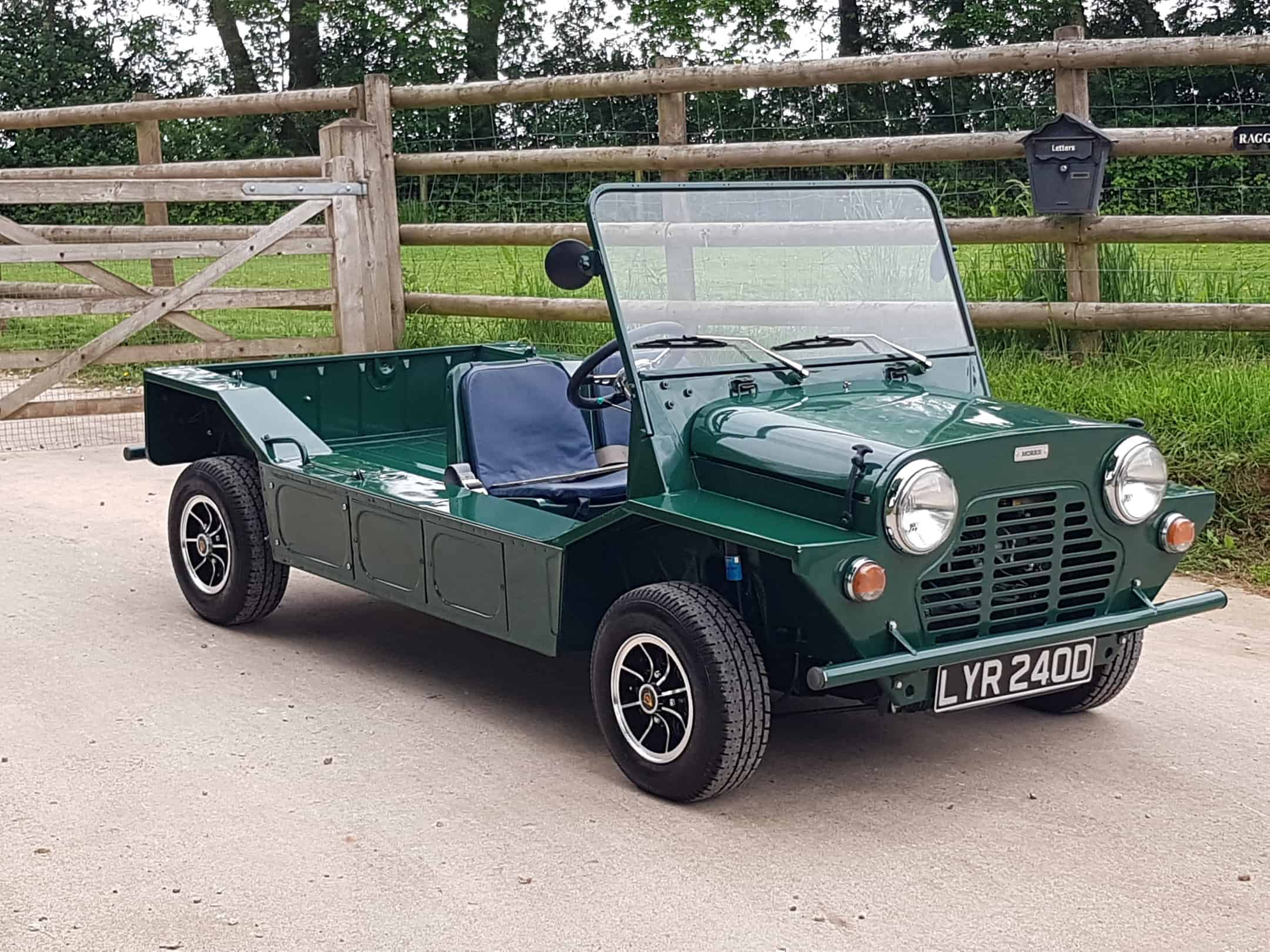 ** COMIG SOON ** 1966 Morris Mini Moke On Just 15830 Miles From New!