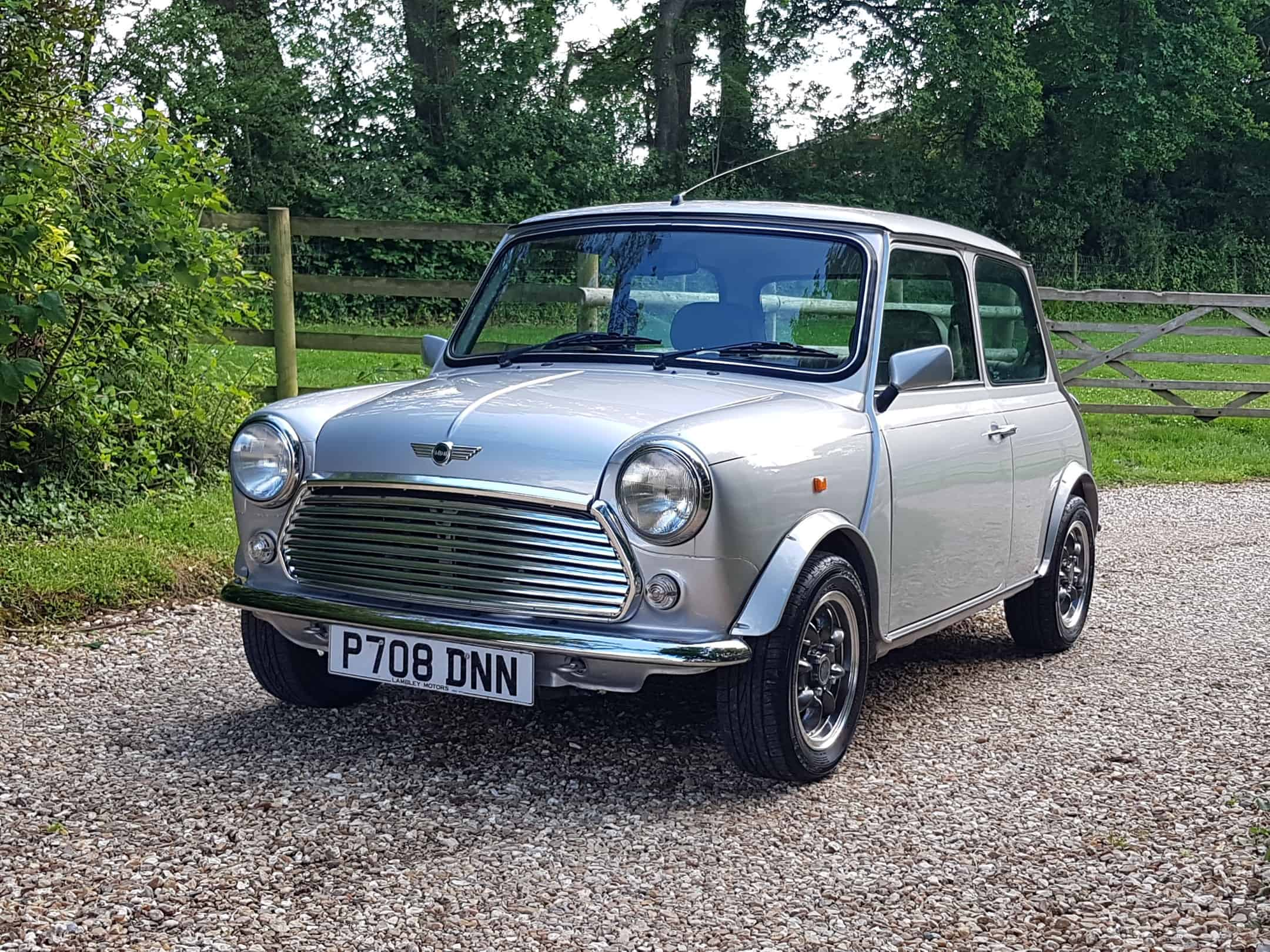 ** NOW SOLD ** 1997 Rover Mini 1.3 MPI On Just 27600 Miles From New!