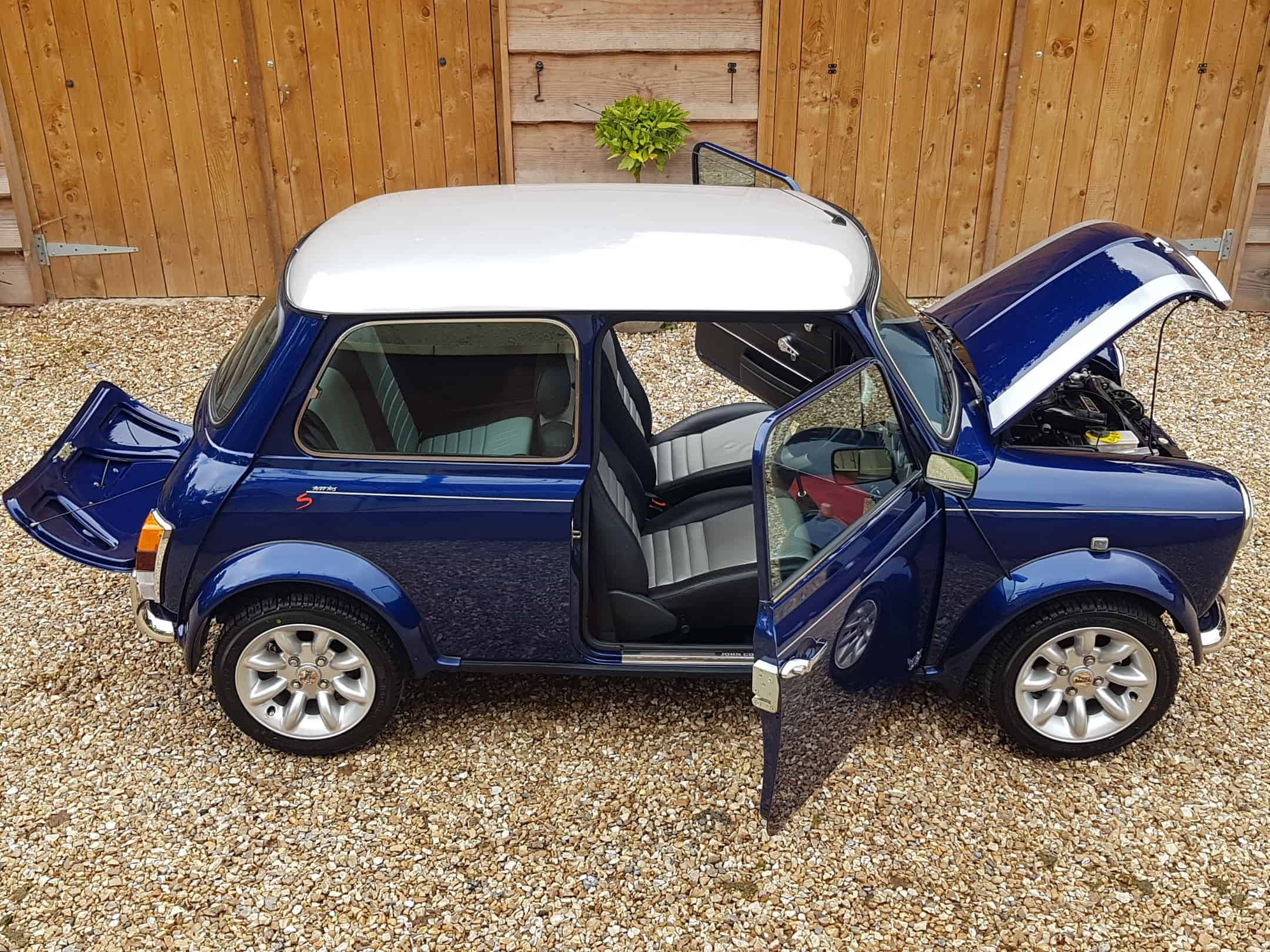 ** NOW SOLD ** 2001 Mini Cooper S Works No. 5 of 50 Ever Made On Just 2070 Miles.