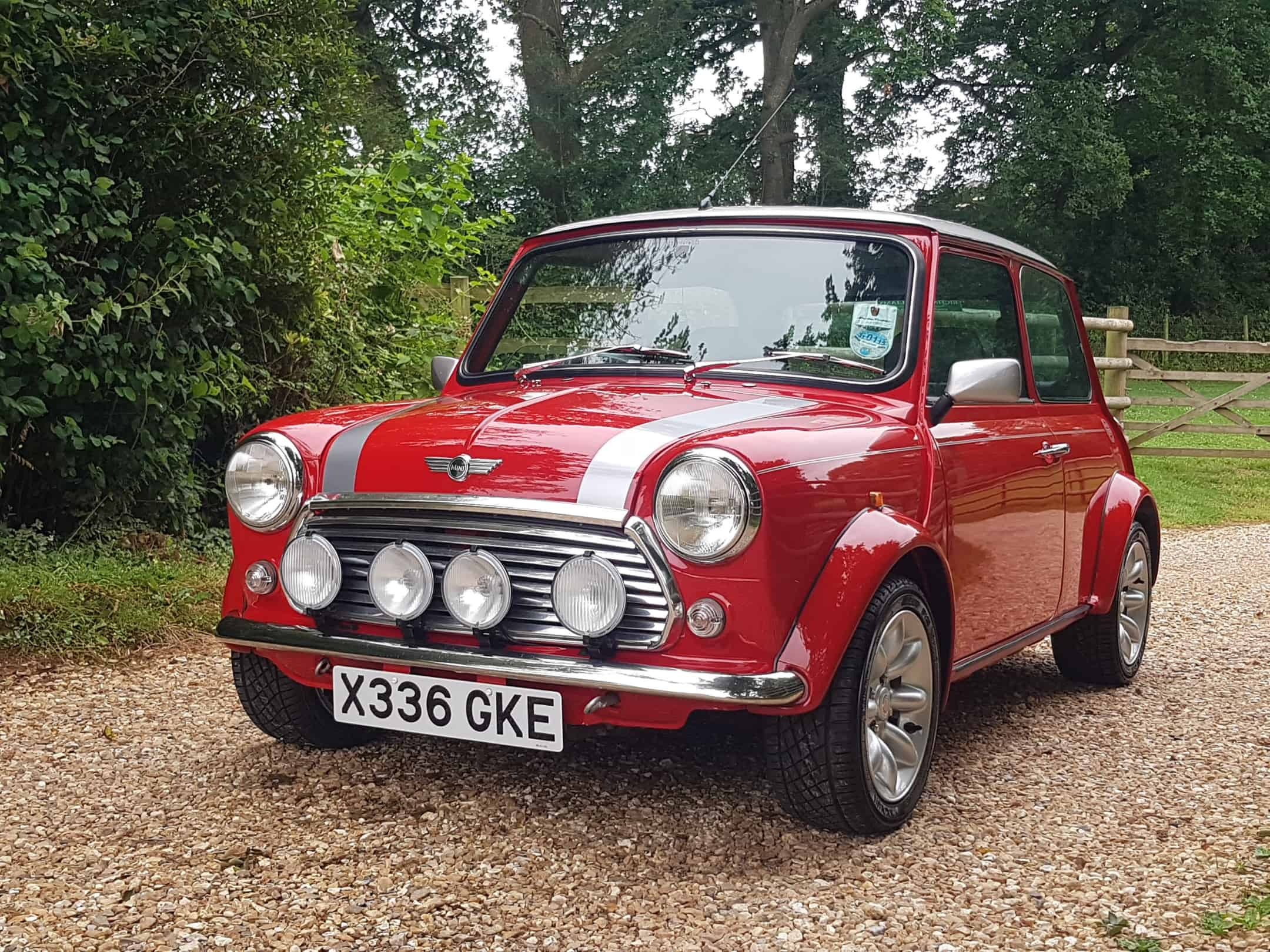 ** NOW SOLD ** 2000 Rover Mini Cooper Sport On 24900 Miles From New!