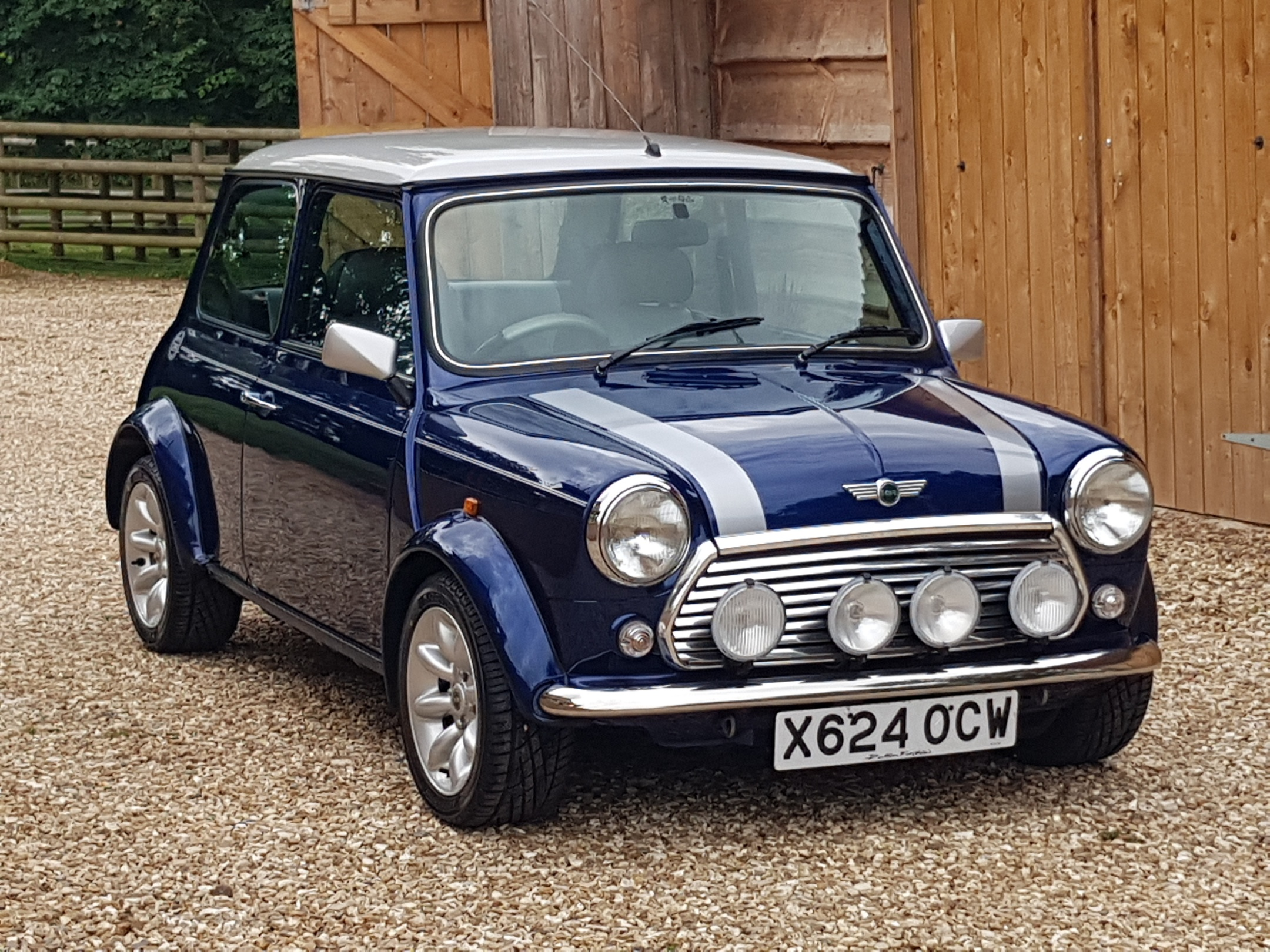 ** DEPOSIT PAID ** 2000 Mini Cooper Sport On Just 8150 Miles From New!