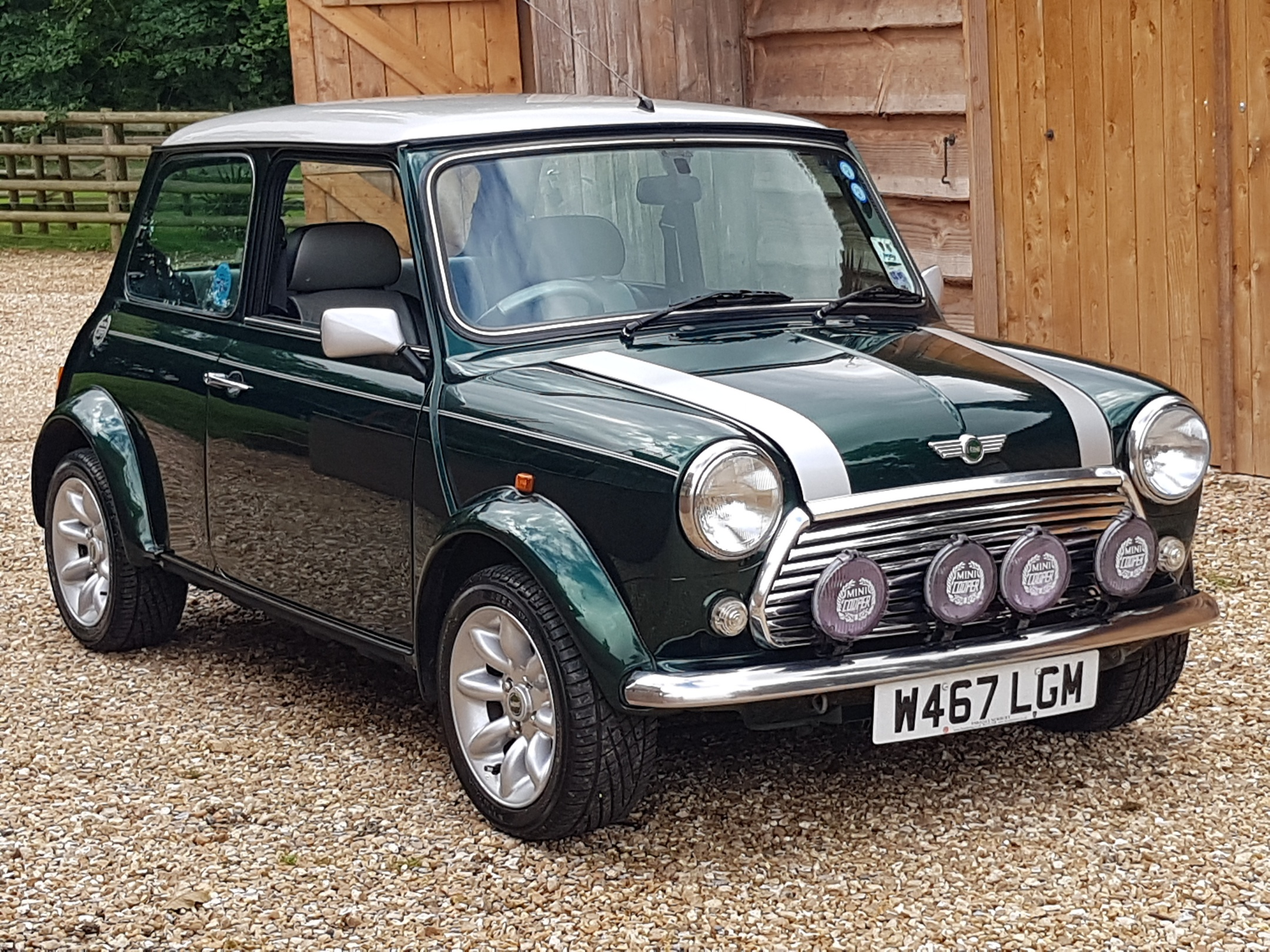 ** NOW SOLD ** 2000 Rover Mini Cooper Sport On Just 46550 Miles From New.