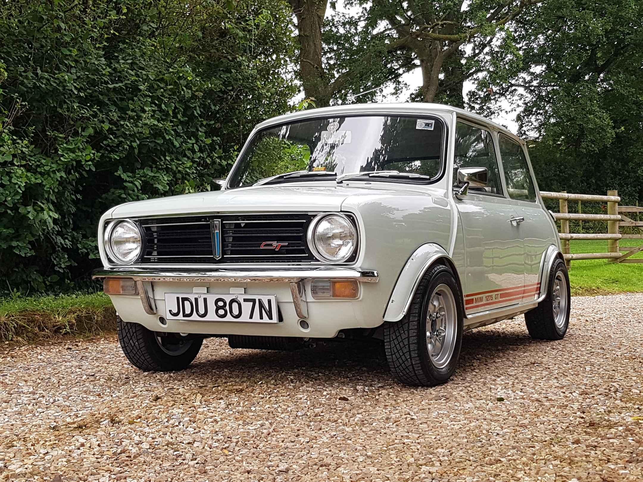 ** NOW SOLD ** Outstanding 1975 Austin Mini 1275 GT Special Tuning