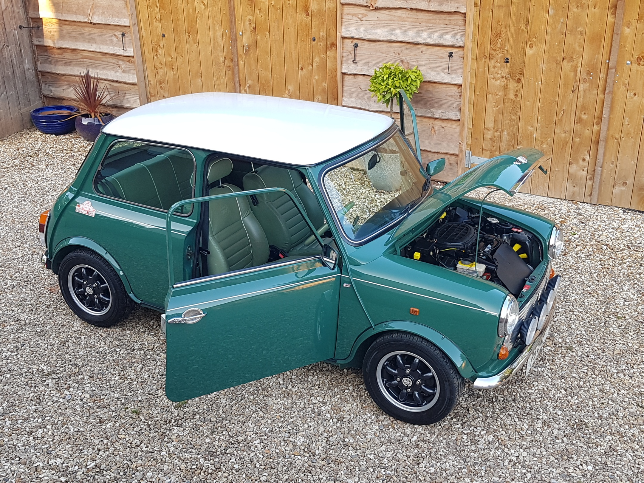 Outstanding 1996 Mini Cooper 35 On Just 10100 Miles From New