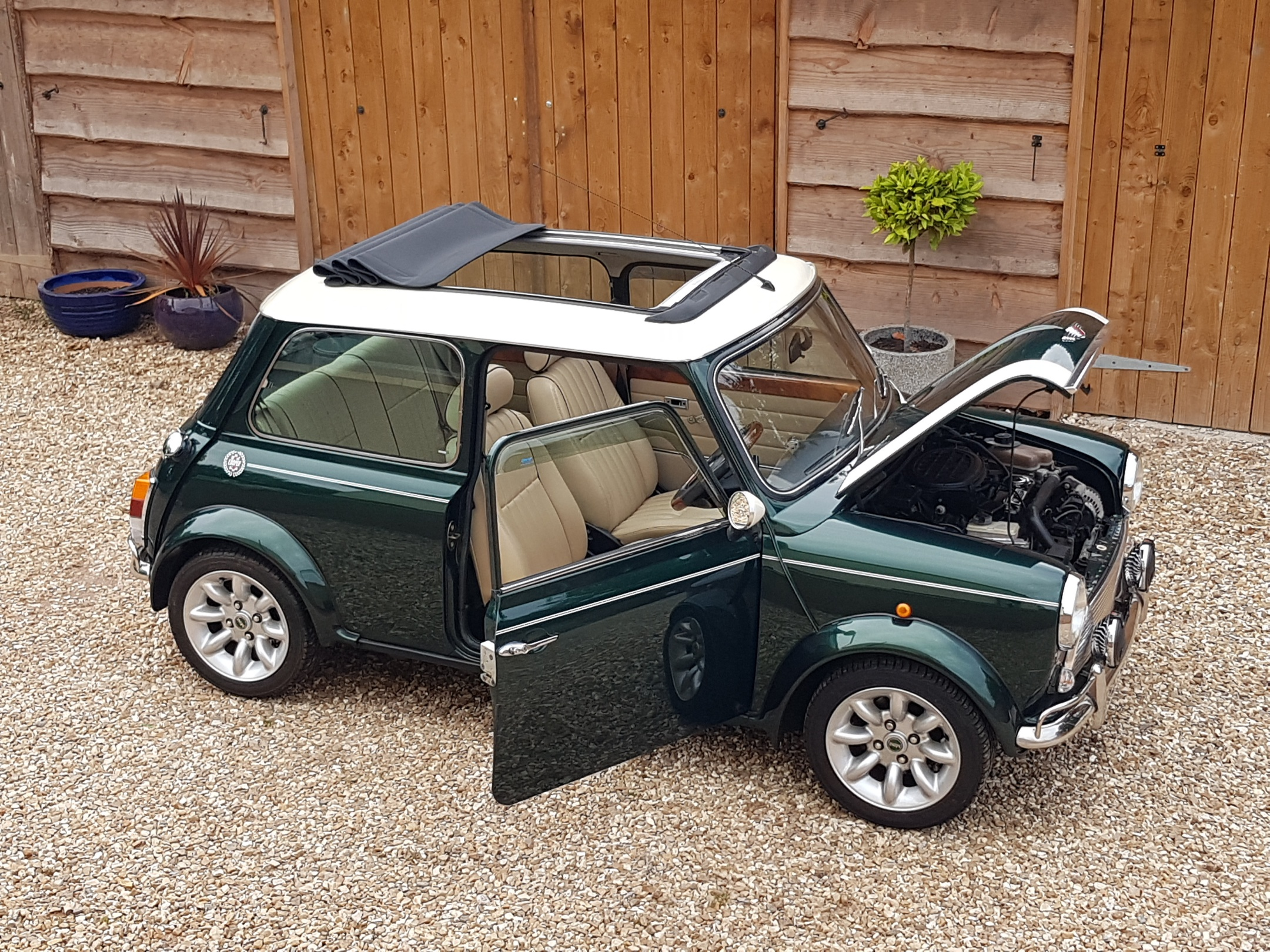 ** NOW SOLD ** 1999 Rover Mini Cooper S Works By John Cooper Garages.