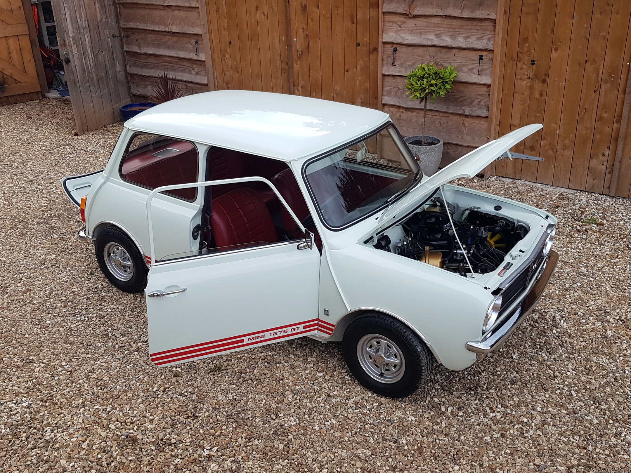 ** DEPOSIT PAID ** 1972 Morris Mini 1275 GT in Immaculate Condition.