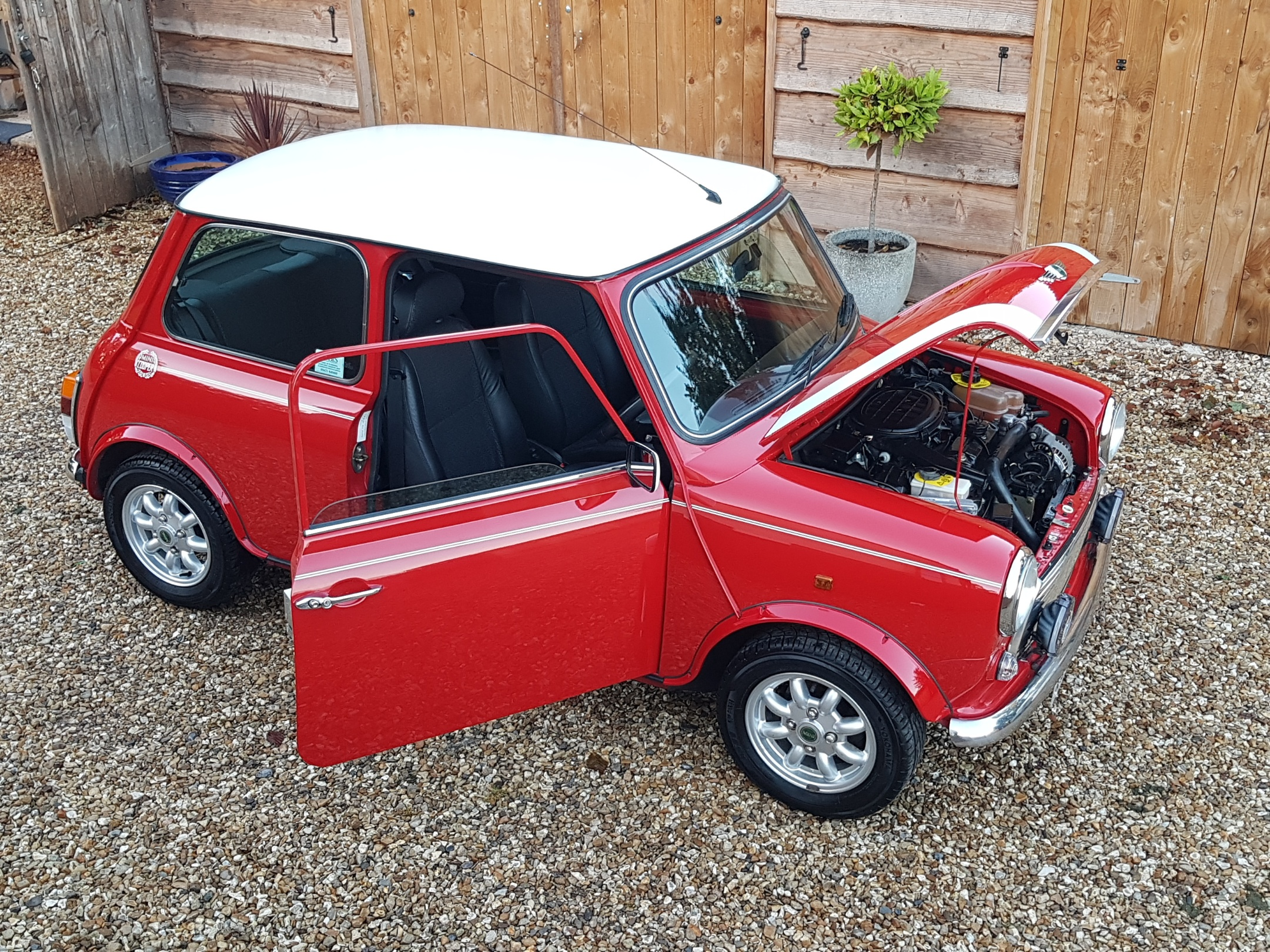 2000 Rover Mini Cooper Last Edition On Just 6250 Miles From New!!