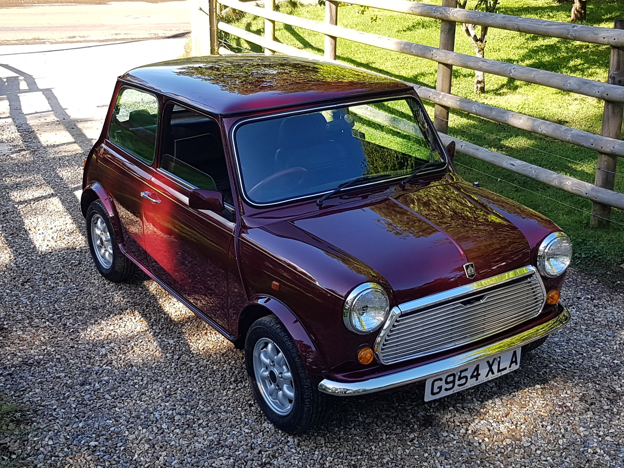 1989 Rover Mini 30 Limited Edition On Just 12250 Miles From New!!
