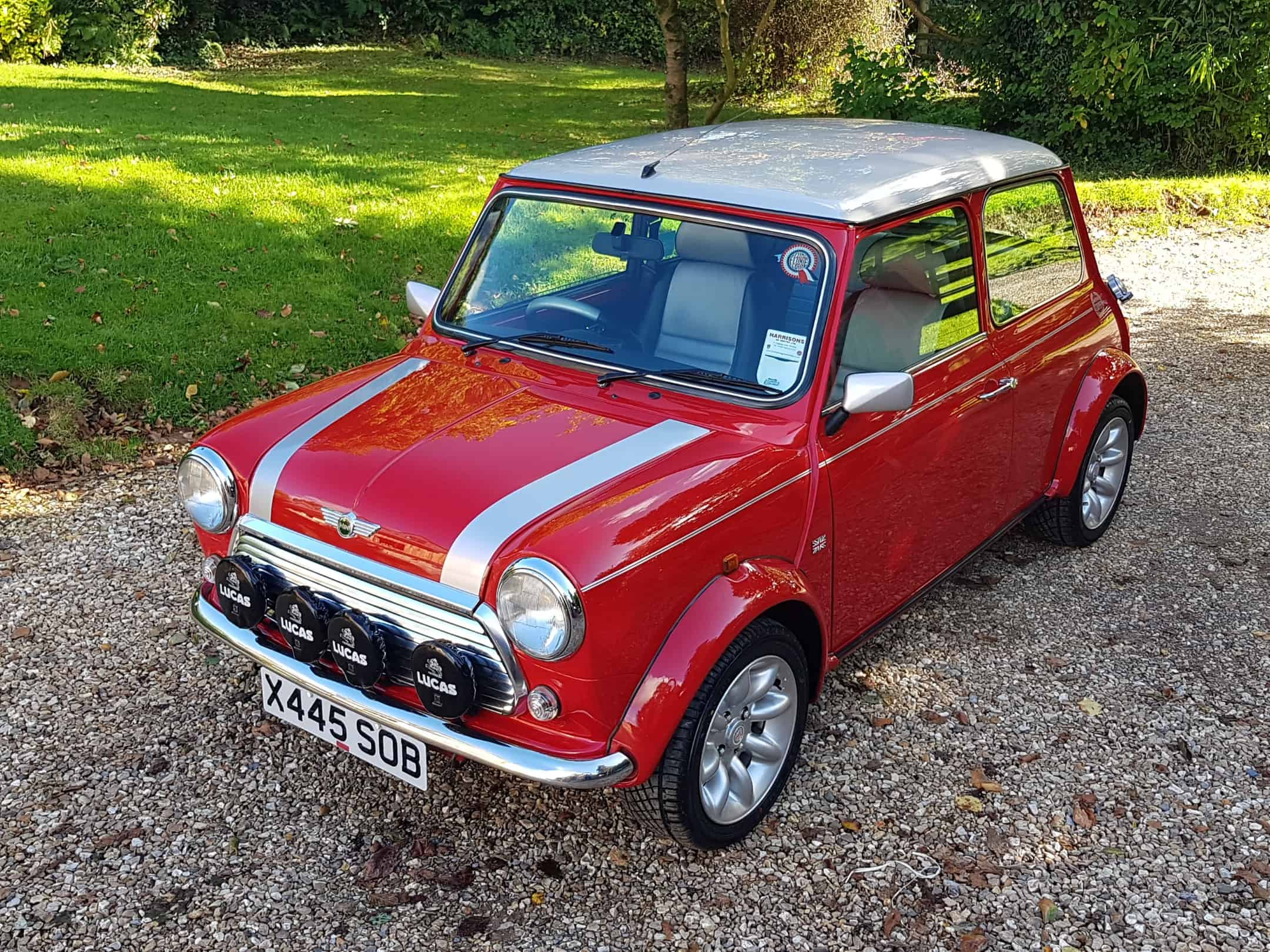 ** NOW SOLD  ** 2000 Mini Cooper Sport On Just 24100 Miles From New!